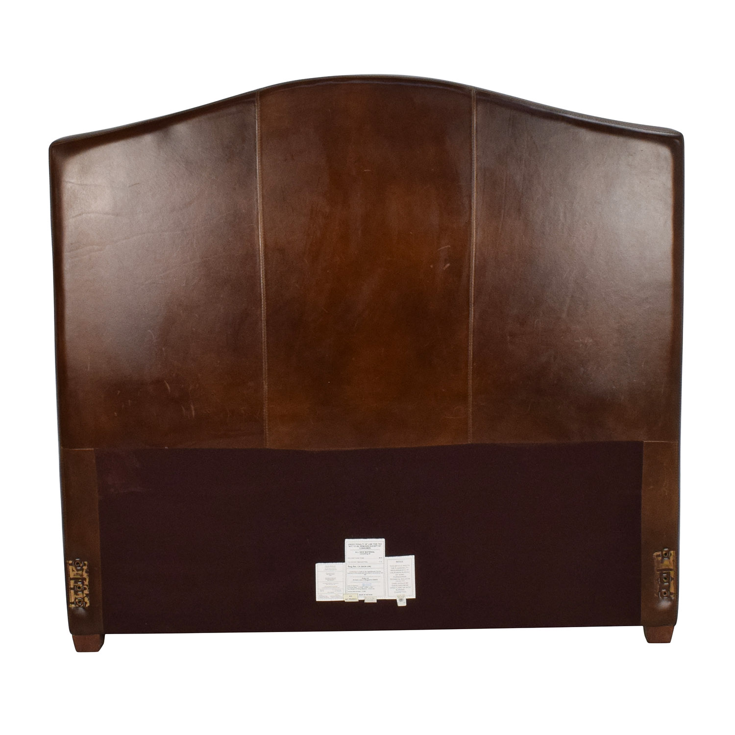 shop Alex Alin Alex Alin Designs Alexander Queen Leather Headboard online