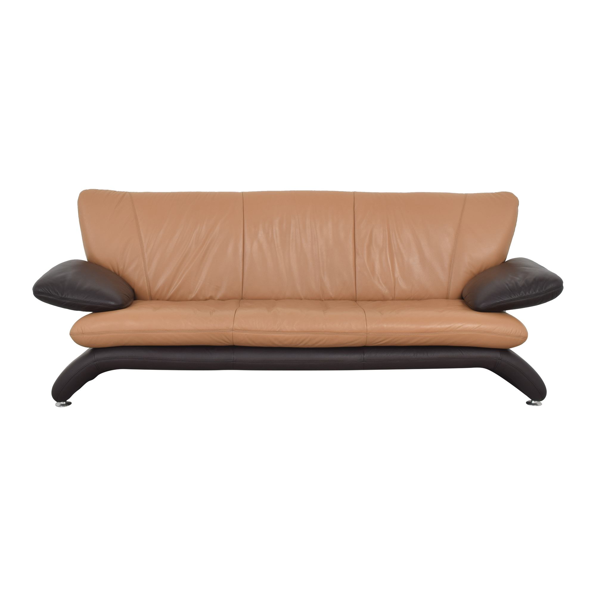 shop Rialto by Koinor Two Tone Sofa Koinor