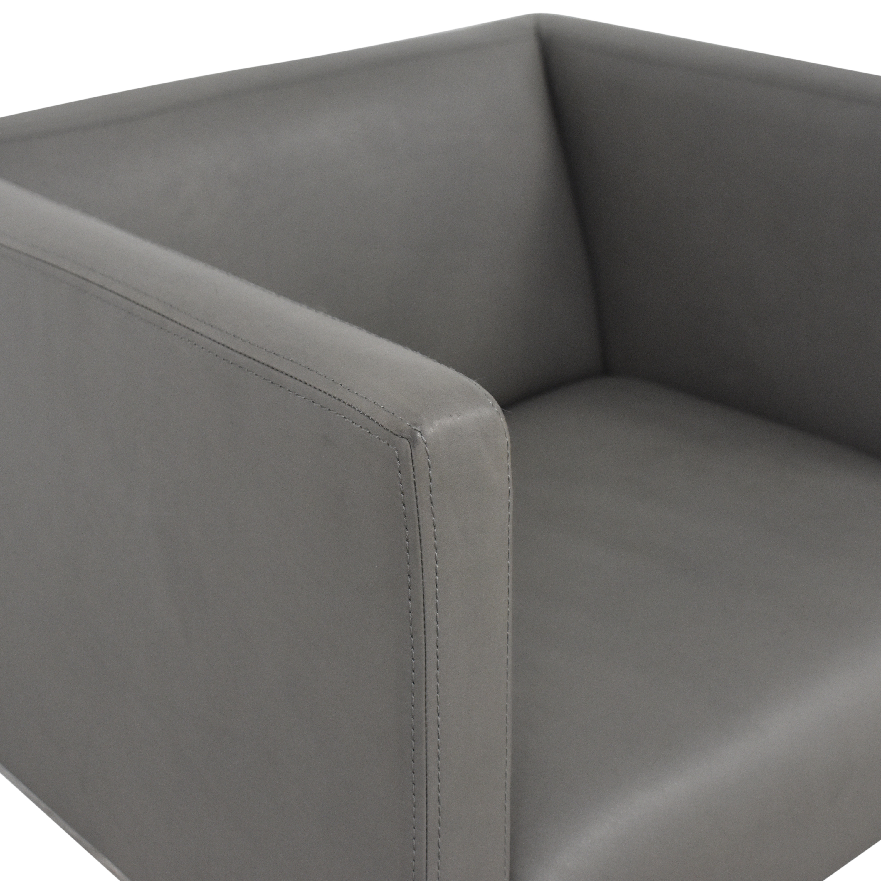 Restoration Hardware Restoration Hardware Emery Shelter Armchair discount