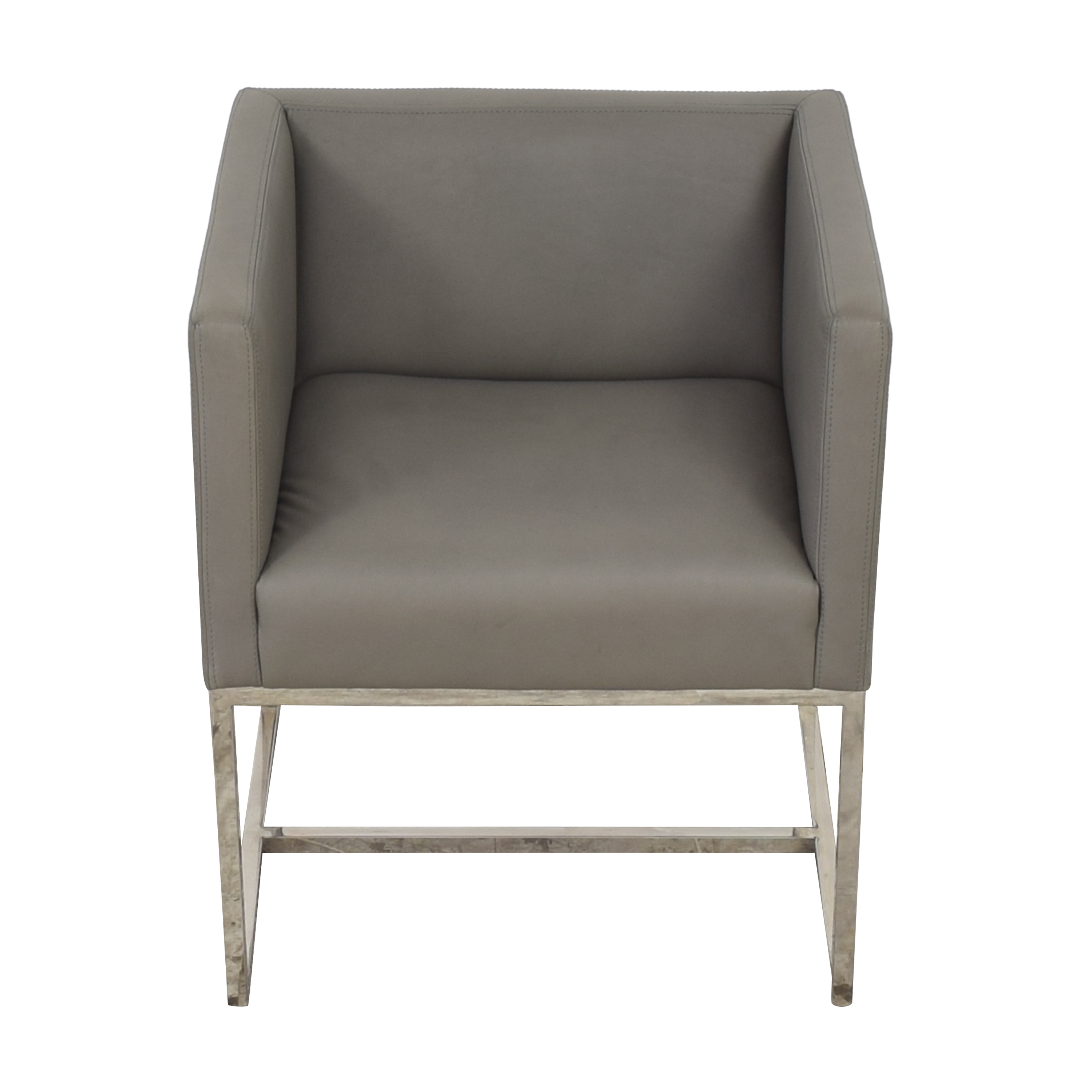 Restoration Hardware Restoration Hardware Emery Shelter Armchair Chairs