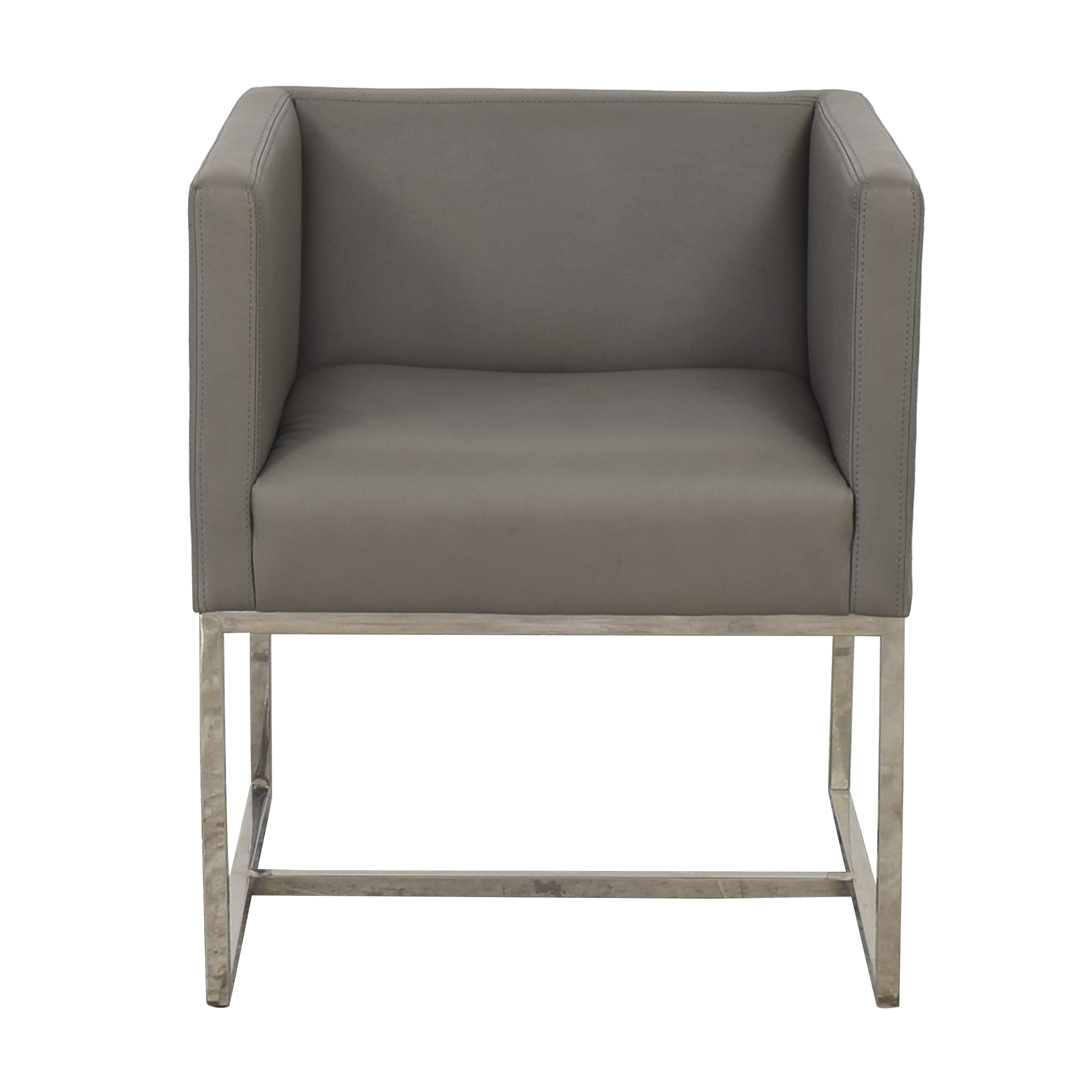 Restoration Hardware Emery Shelter Armchair Restoration Hardware
