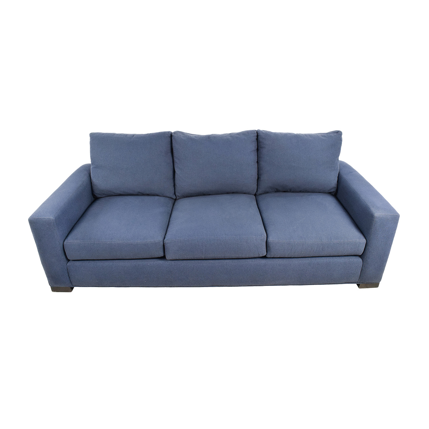 Room and Board Room & Board Metro Blue Sofa used
