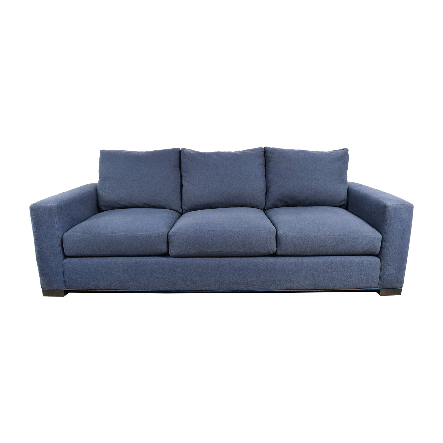 buy Room & Board Metro Blue Sofa Room and Board Classic Sofas
