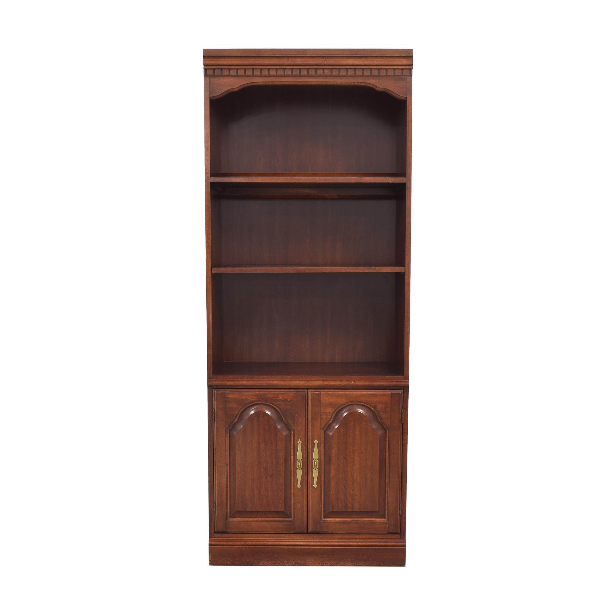 Hooker Furniture Hooker Lighted Bookcase discount