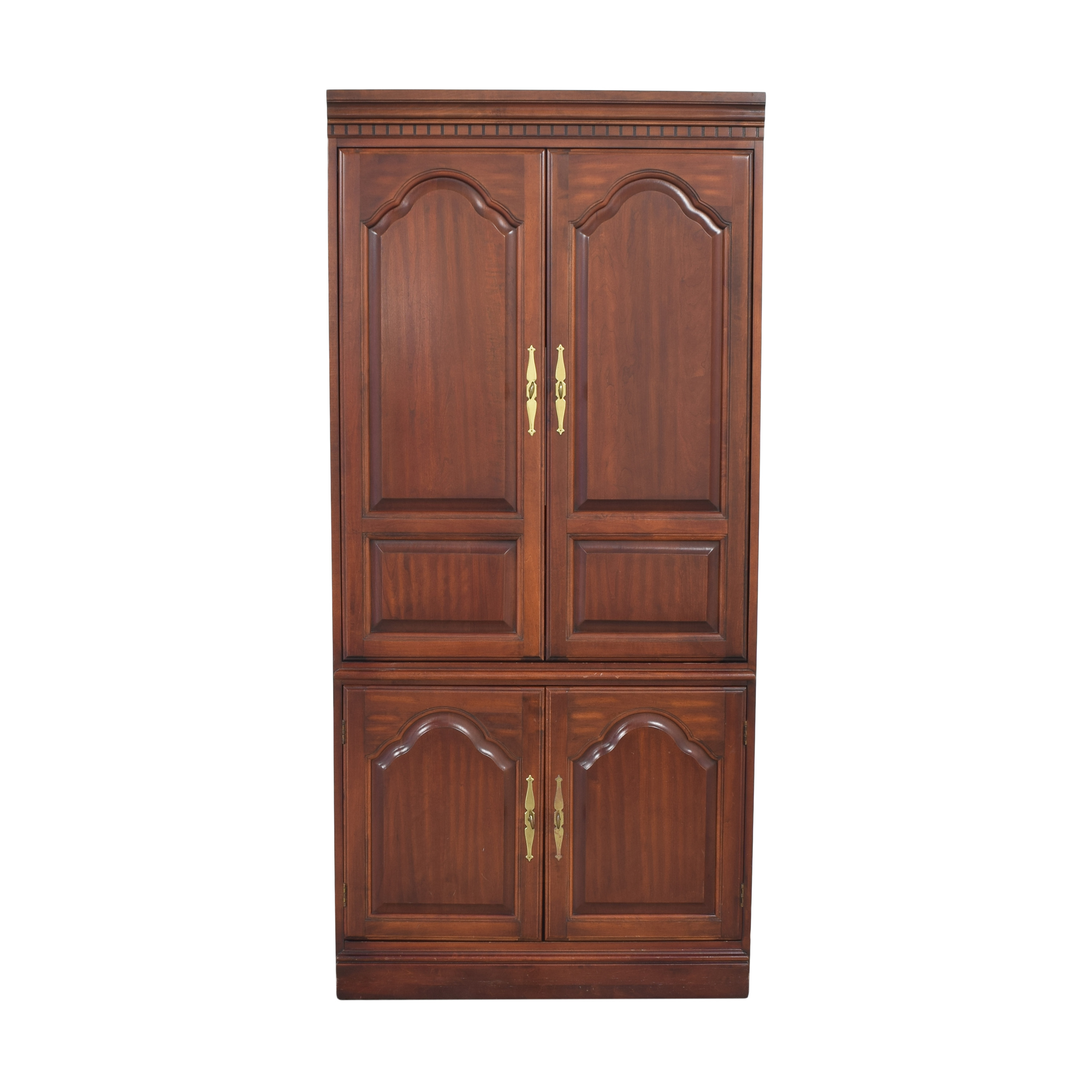 shop Hooker Cherry Media Armoire Hooker Furniture