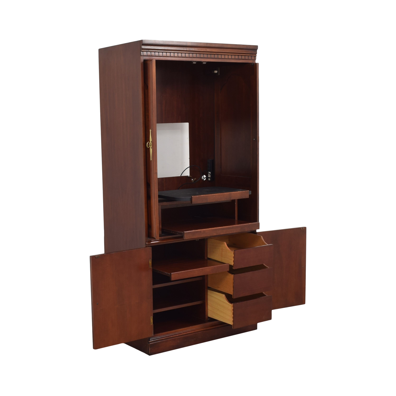 Hooker Furniture Hooker Cherry Media Armoire on sale