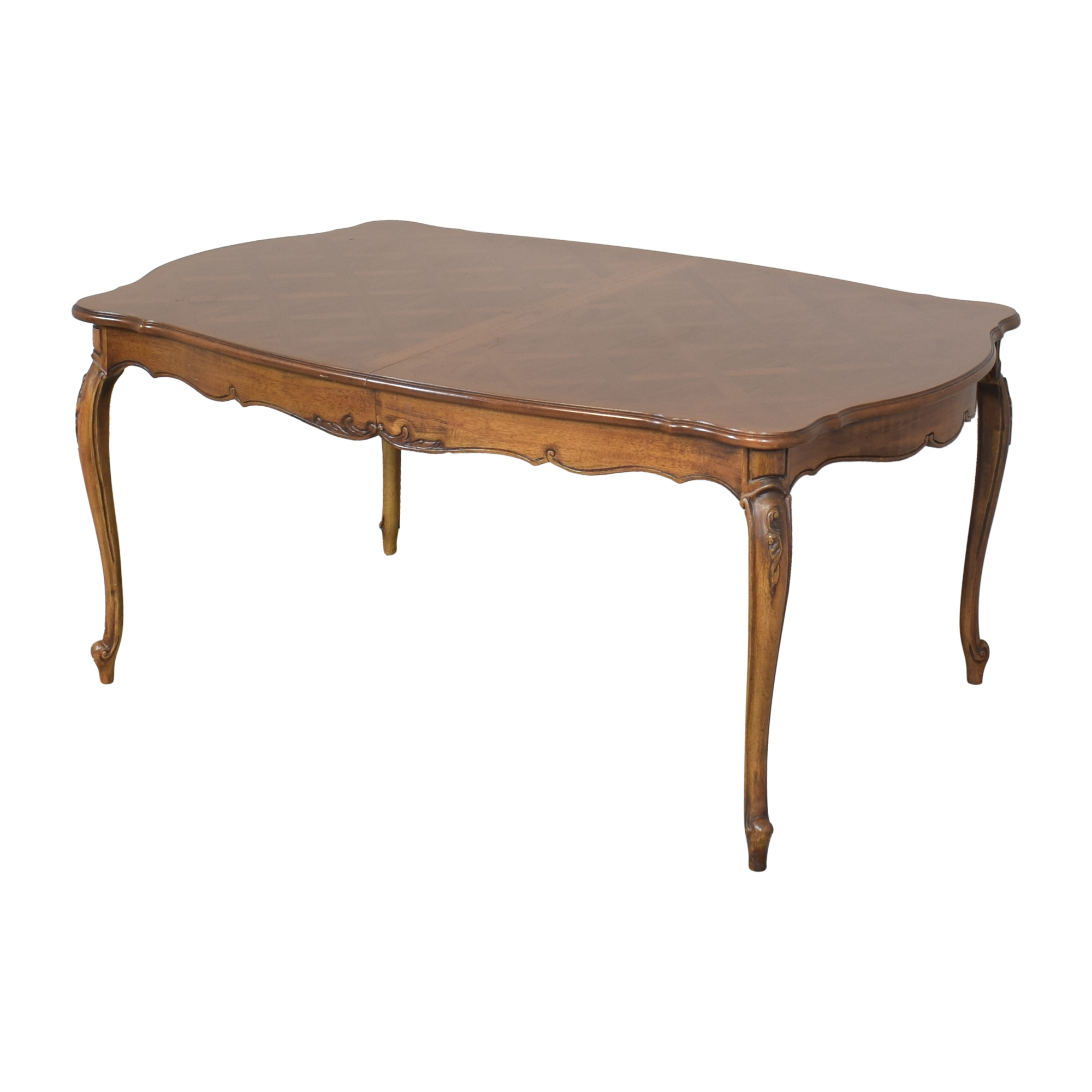 Thomasville Thomasville Expandable Dining Table nyc