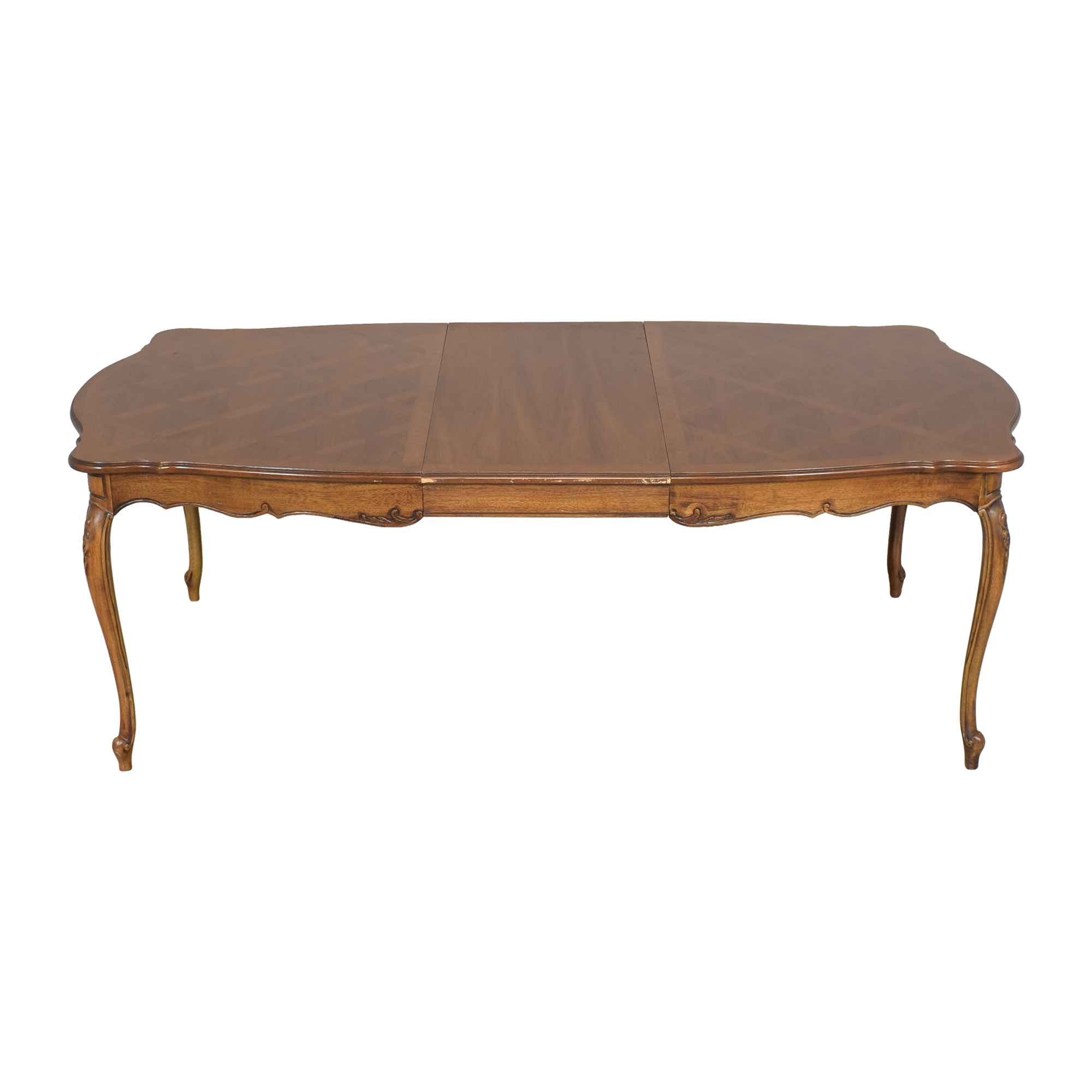 shop Thomasville Expandable Dining Table Thomasville