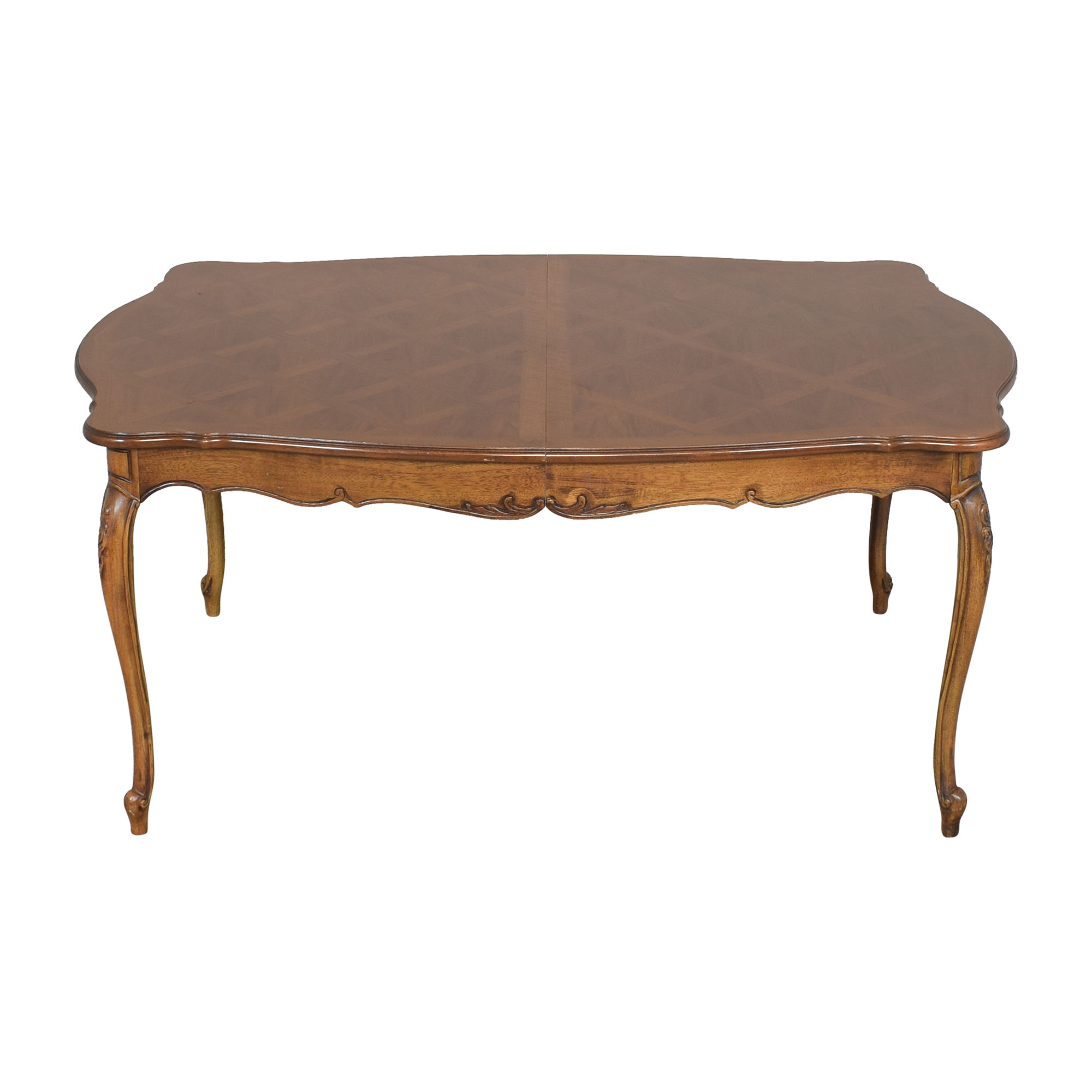 shop Thomasville Expandable Dining Table Thomasville Tables