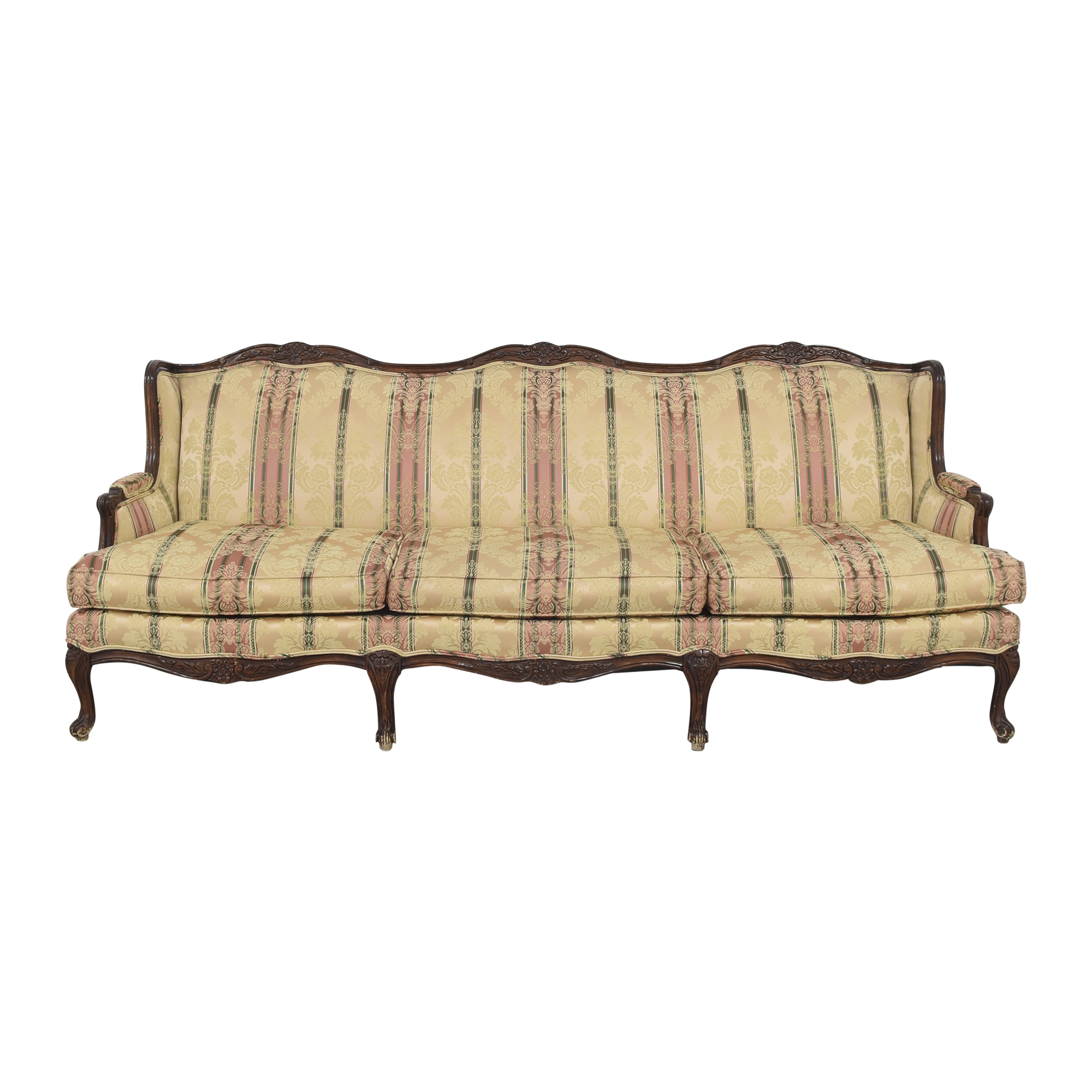 French Provincial Style Sofa ct
