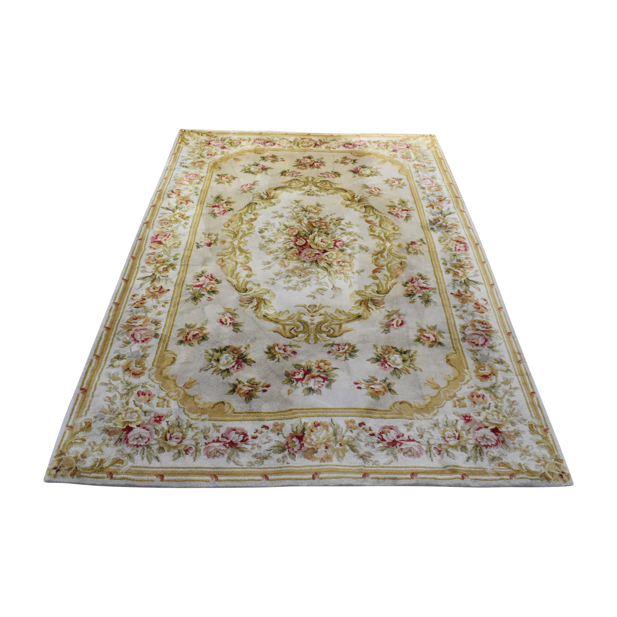 Floral Pattern Area Rug price