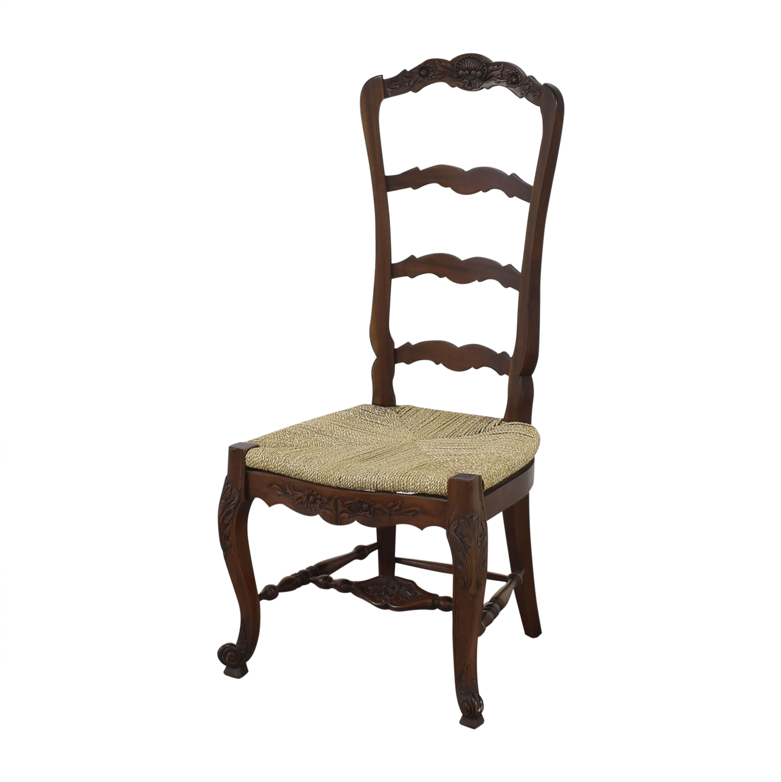 Marie Albert Marie Albert French Country Ladder Back Dining Chairs nyc