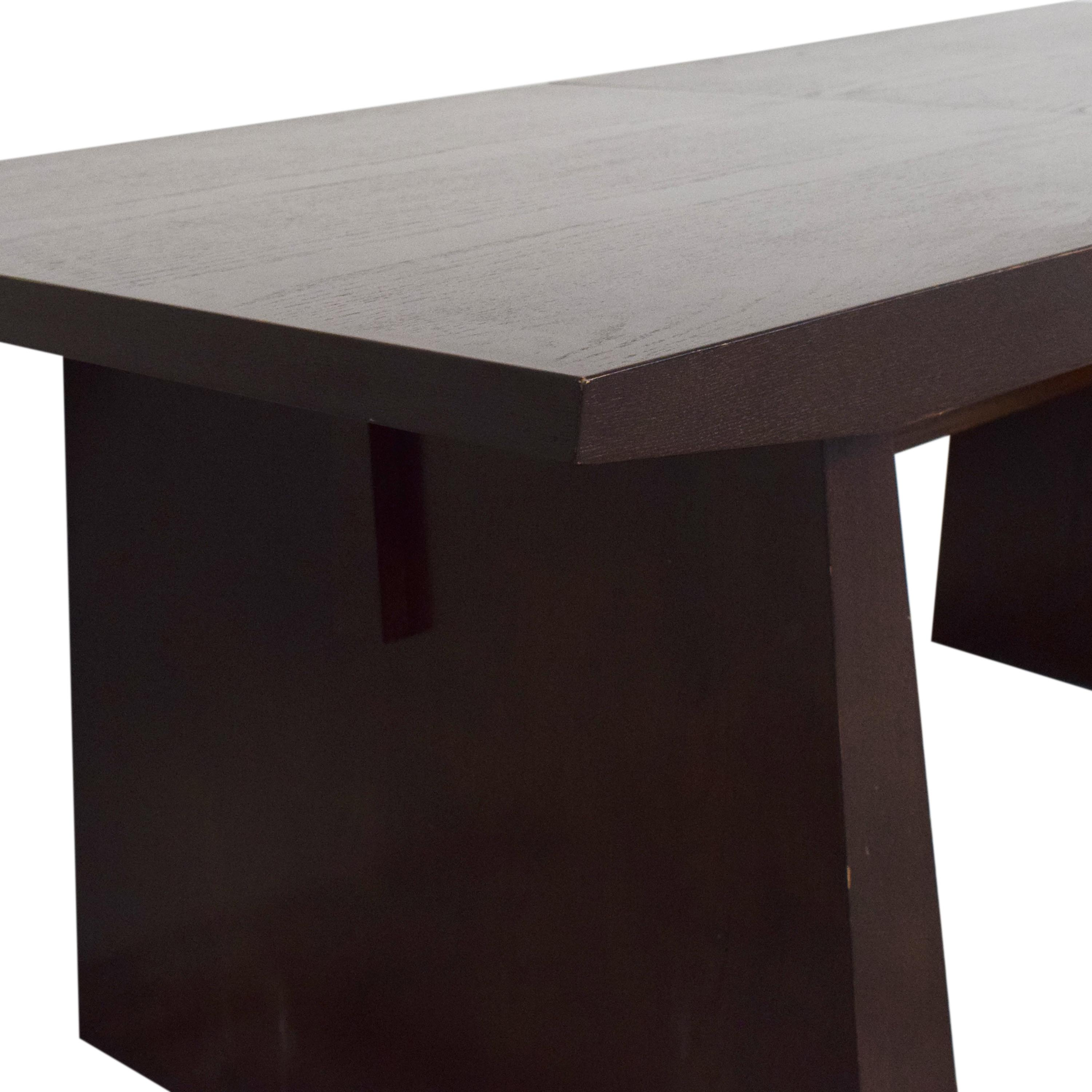 buy Overstock Hida Dining Table Overstock Tables