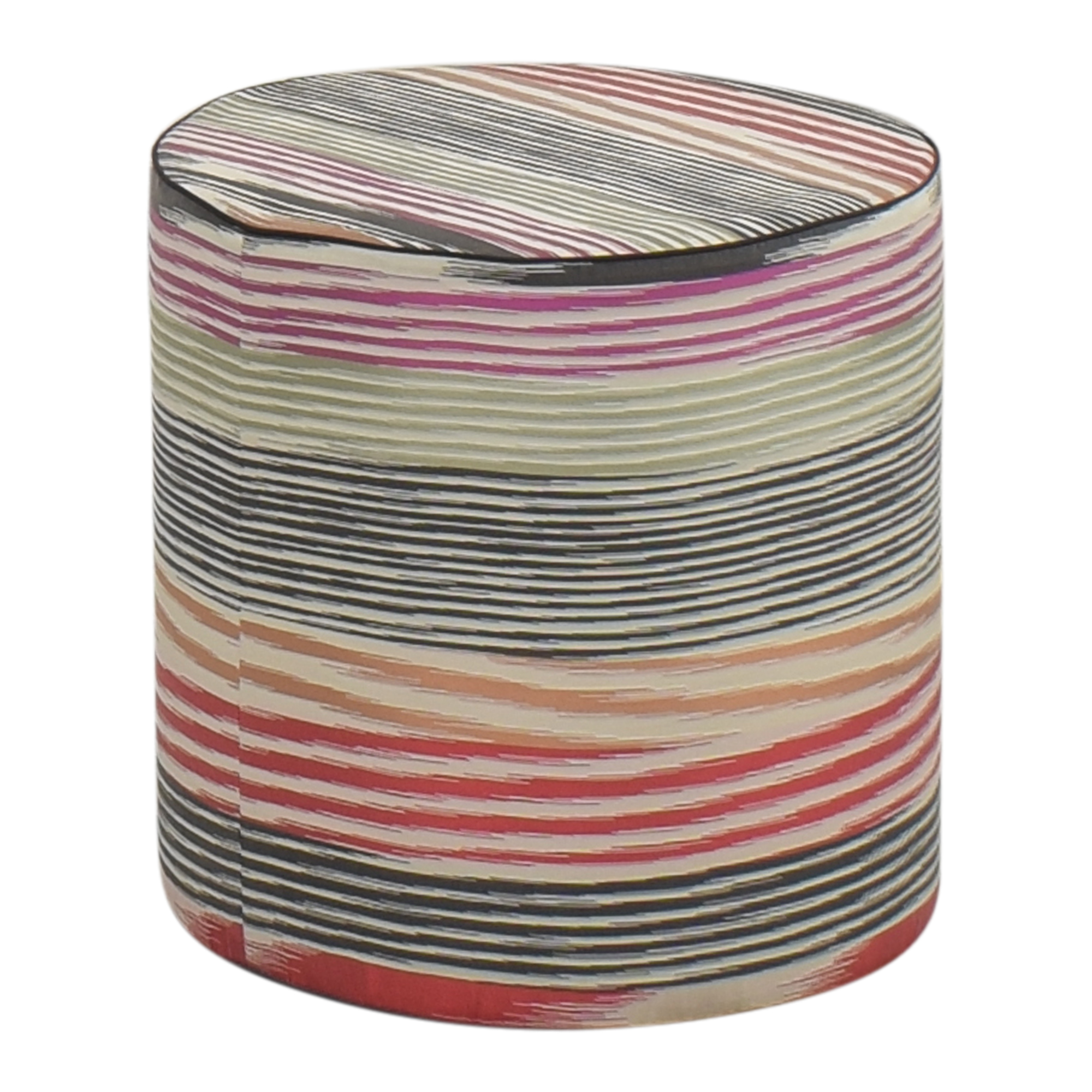 Missoni Missoni Home Cylinder Pouf discount