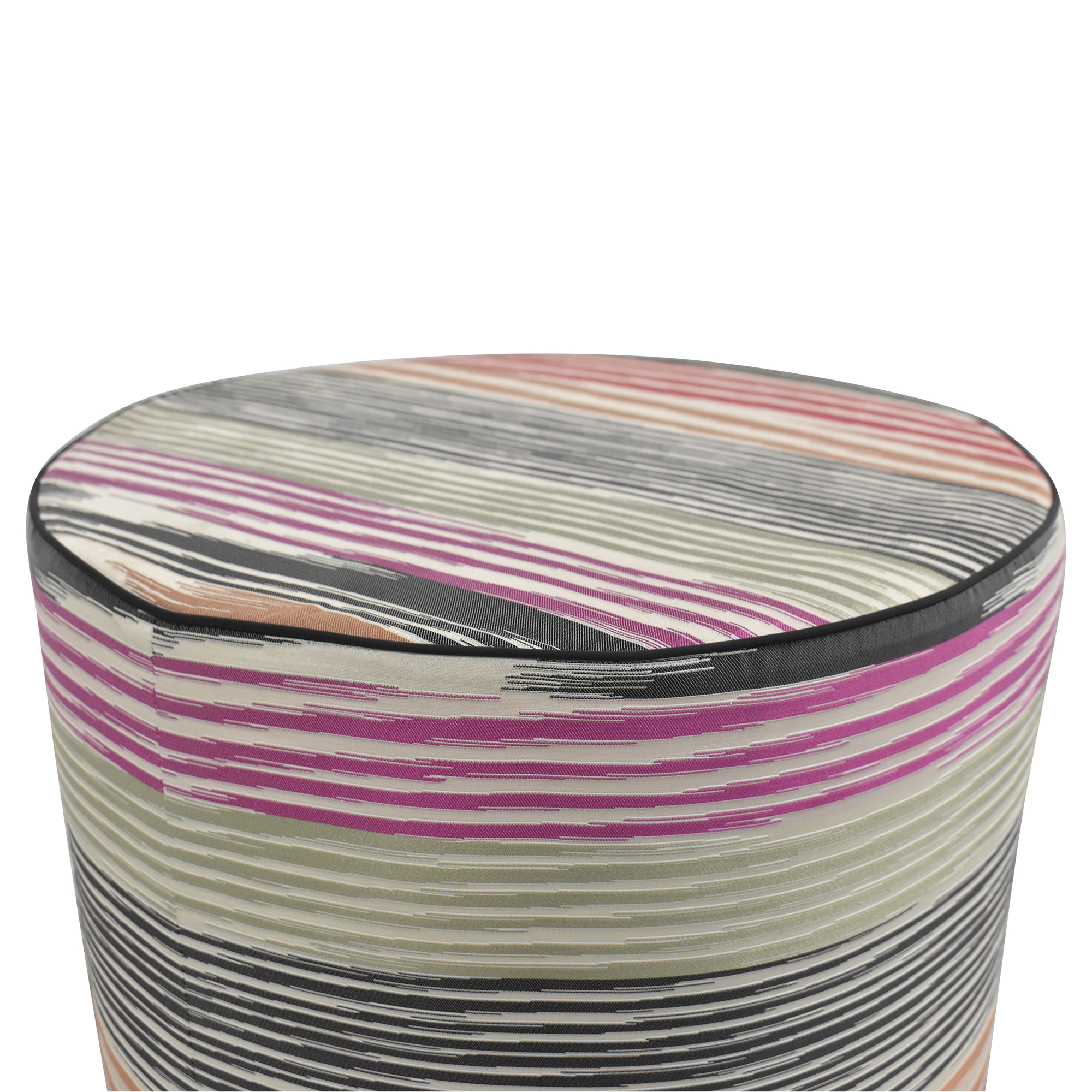 buy Missoni Home Cylinder Pouf Missoni Chairs