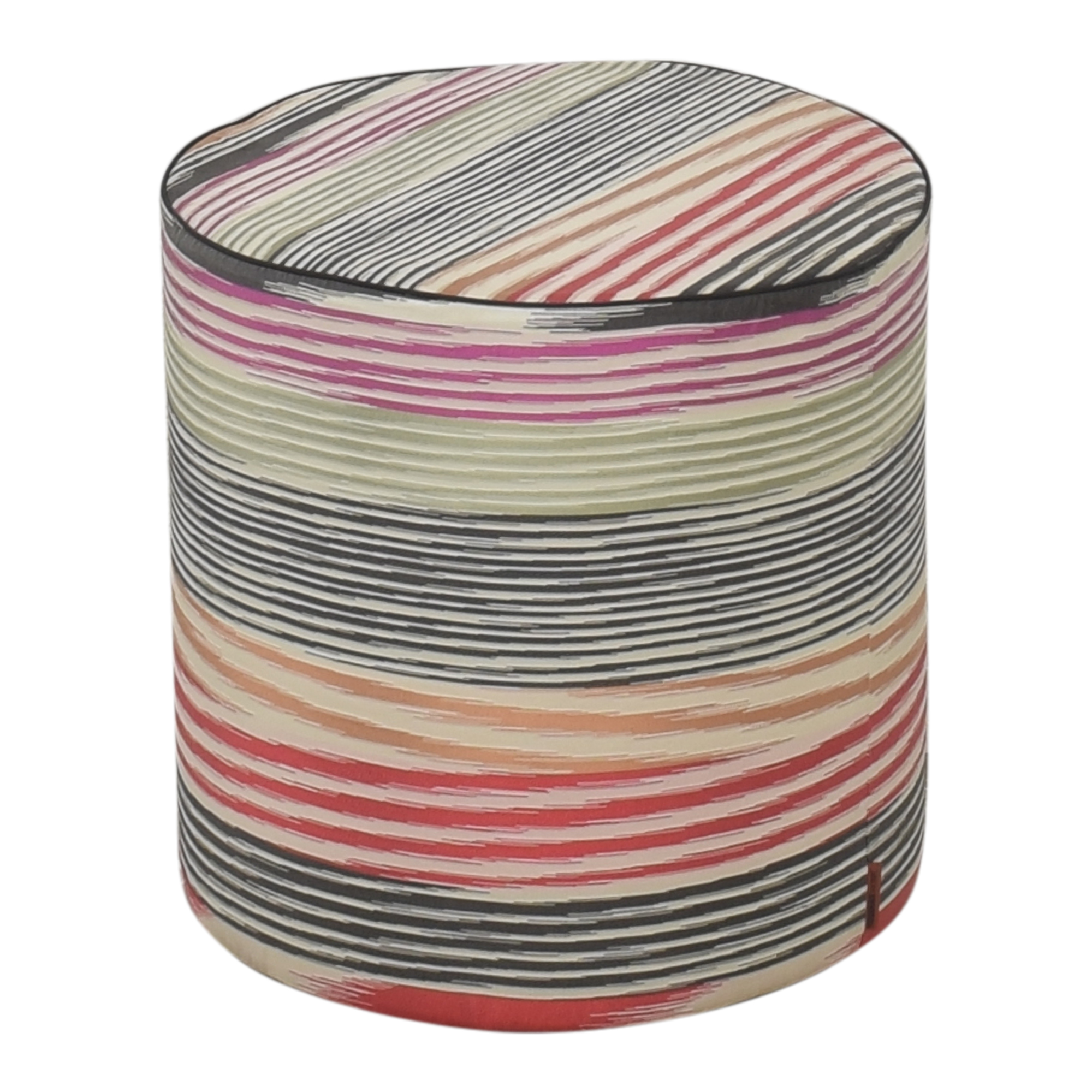 Missoni Missoni Home Cylinder Pouf on sale
