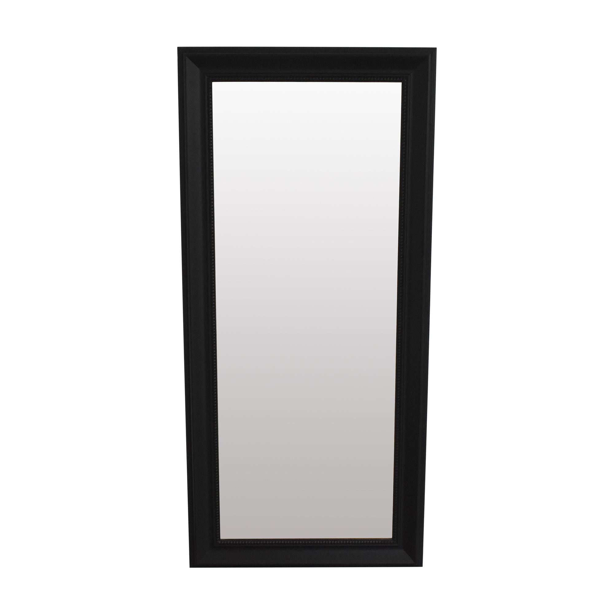 buy Framed Floor Mirror  Decor