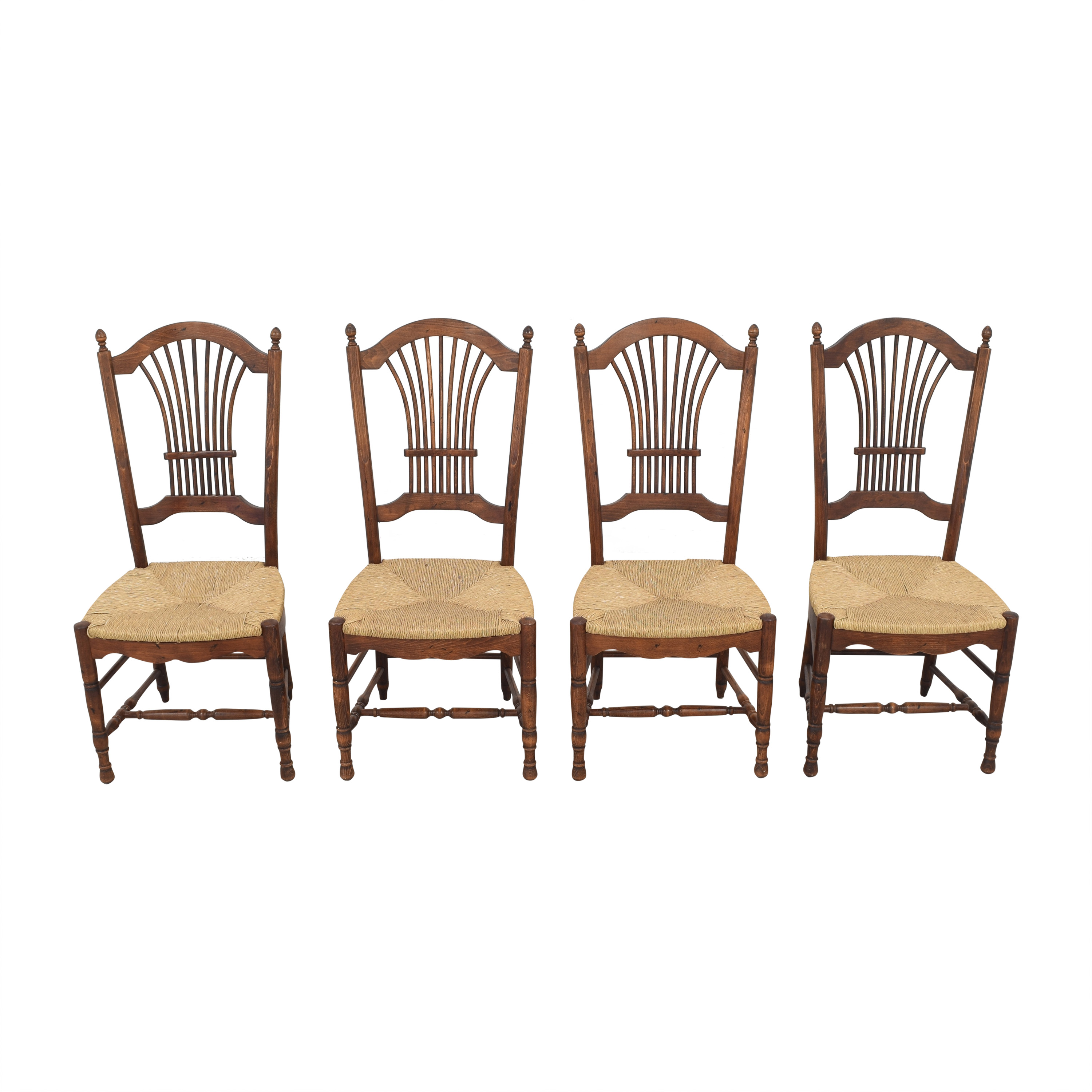 Cane Seat Dining Chairs Dining Chairs