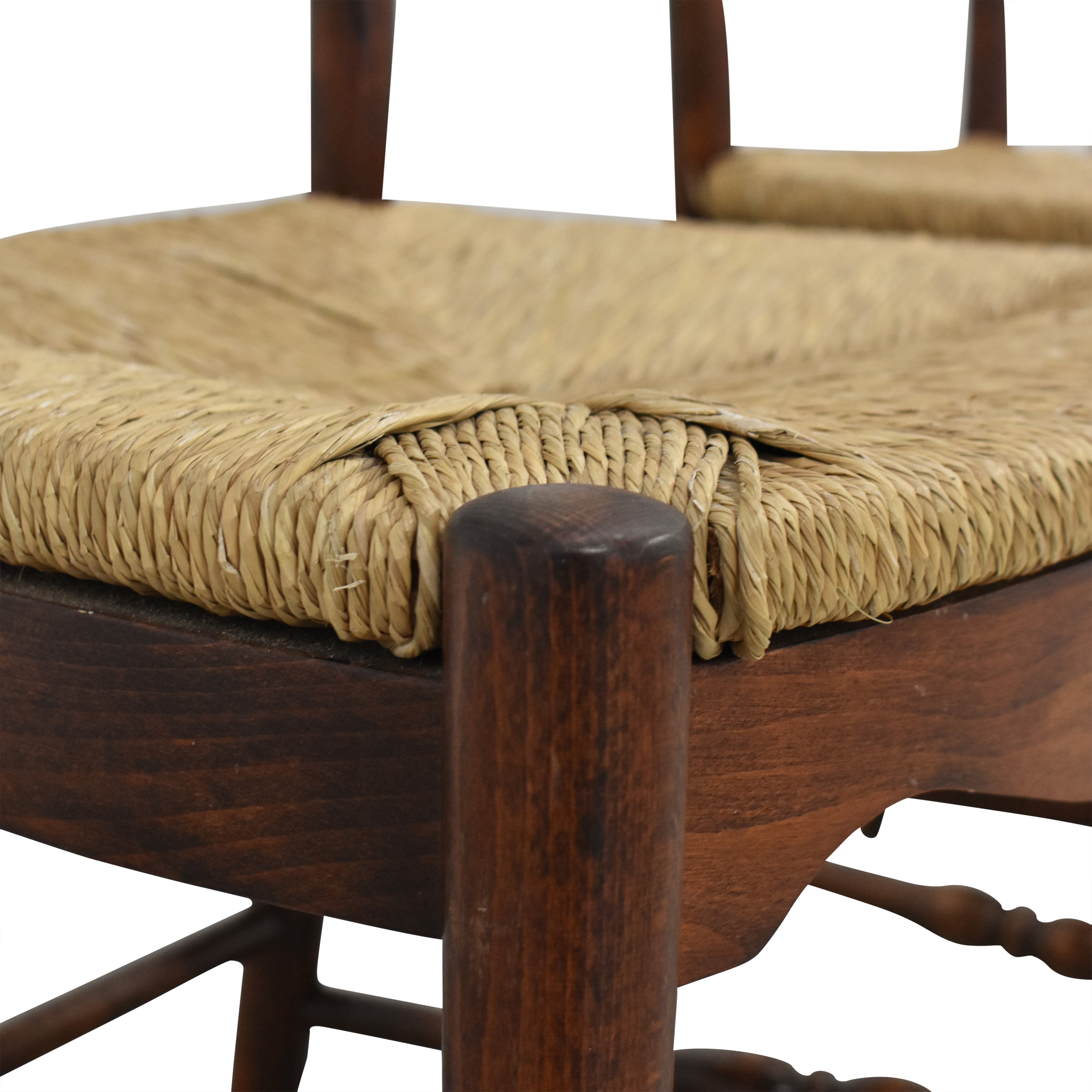 Cane Seat Dining Chairs