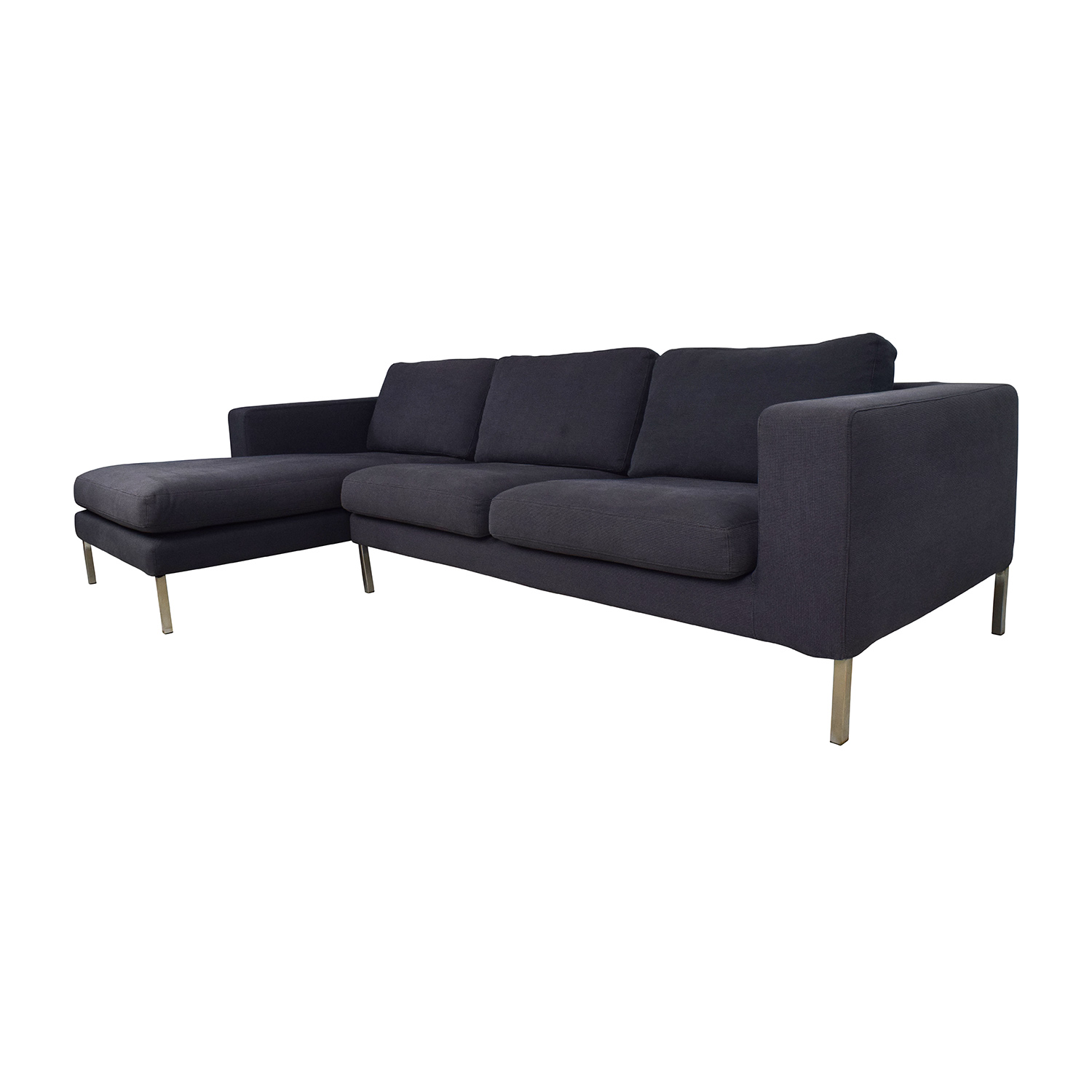 67 off design within reach design within reach neo sectional sofas. Black Bedroom Furniture Sets. Home Design Ideas
