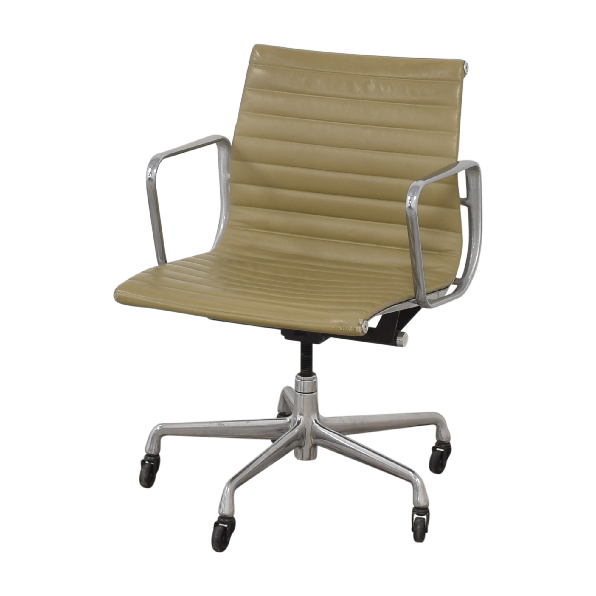 Herman Miller Herman Miller Eames Aluminum Group Management Chair dimensions