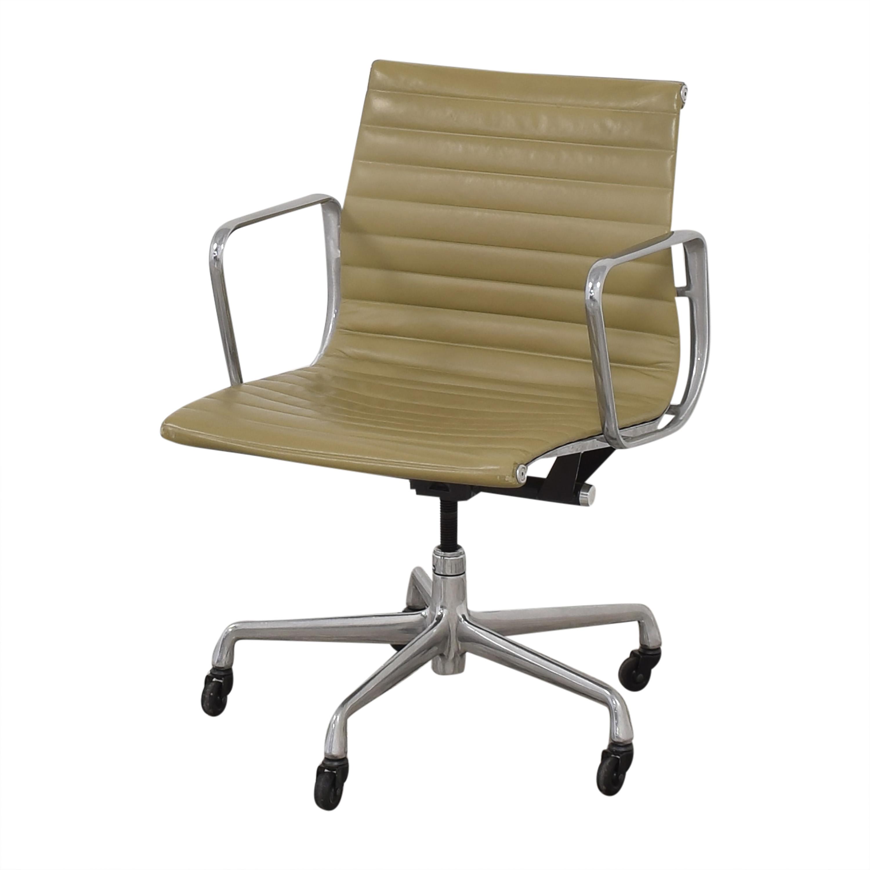 Herman Miller Herman Miller Eames Aluminum Group Management Chair ma