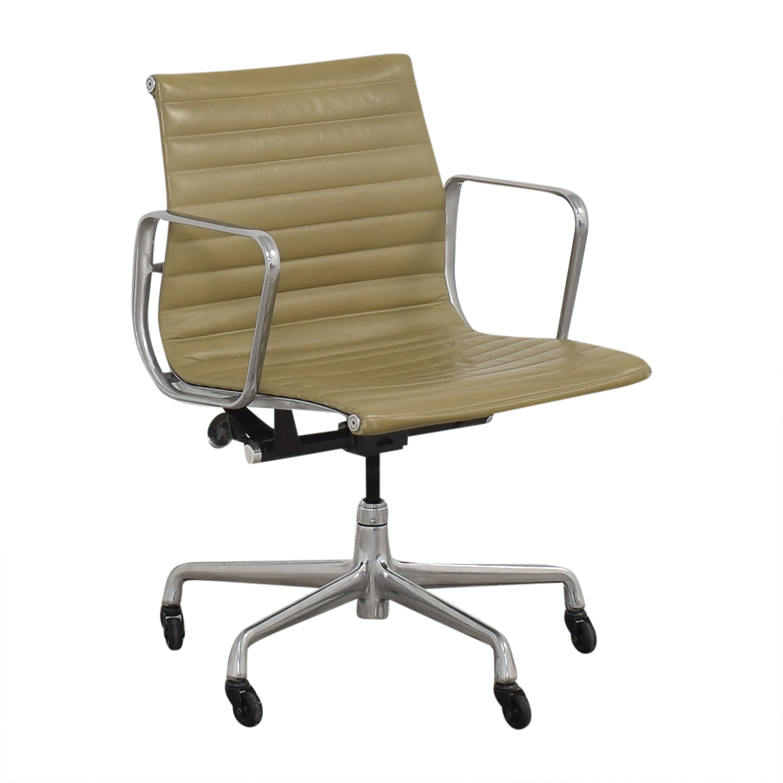 Herman Miller Herman Miller Eames Aluminum Group Management Chair coupon