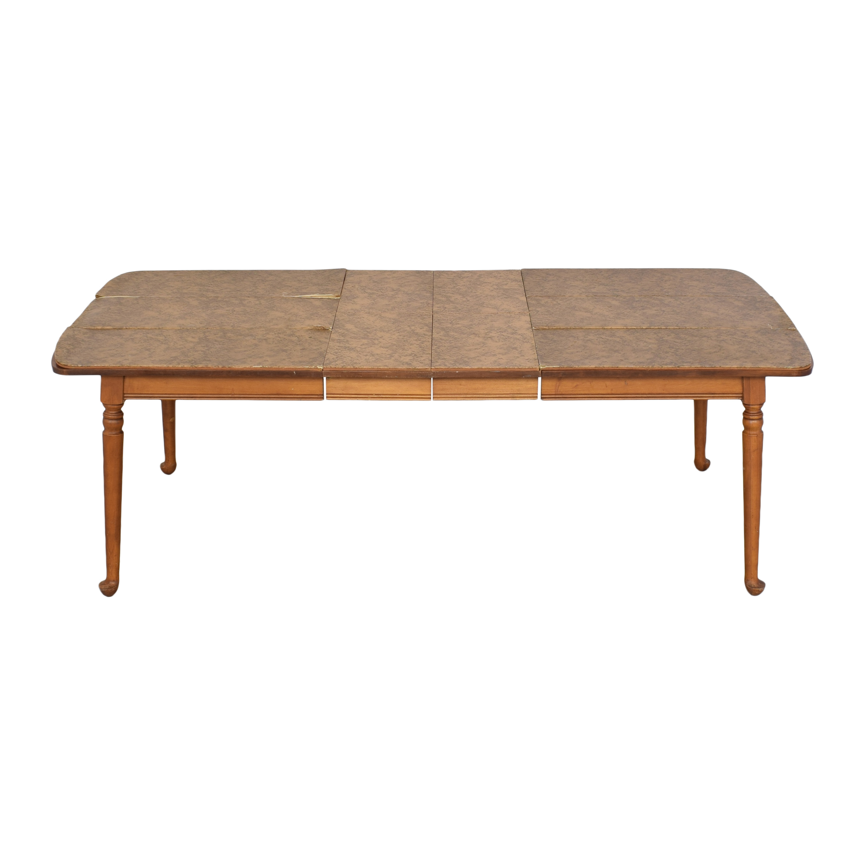 Tell City Expandable Dining Table Tell City