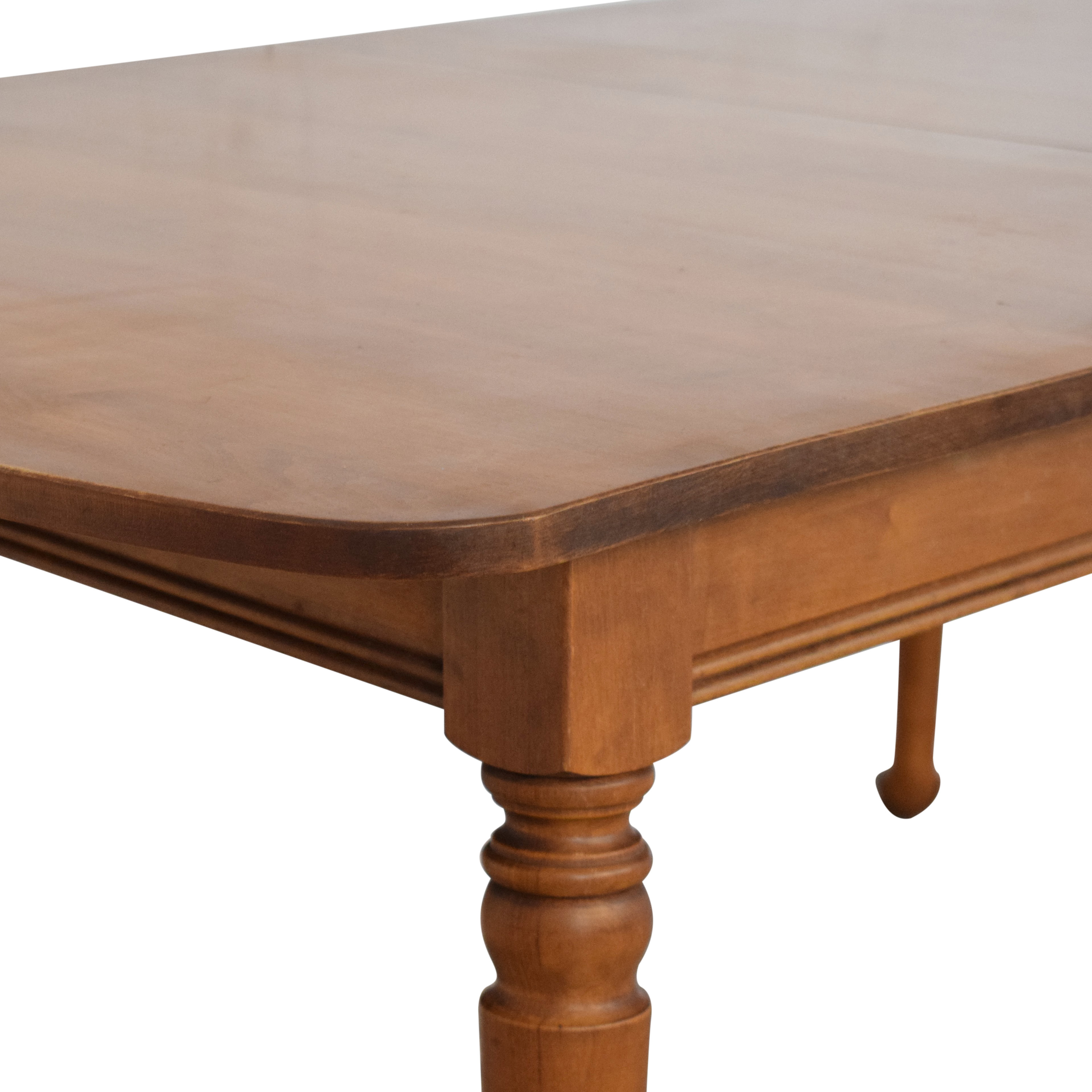 Tell City Expandable Dining Table / Dinner Tables