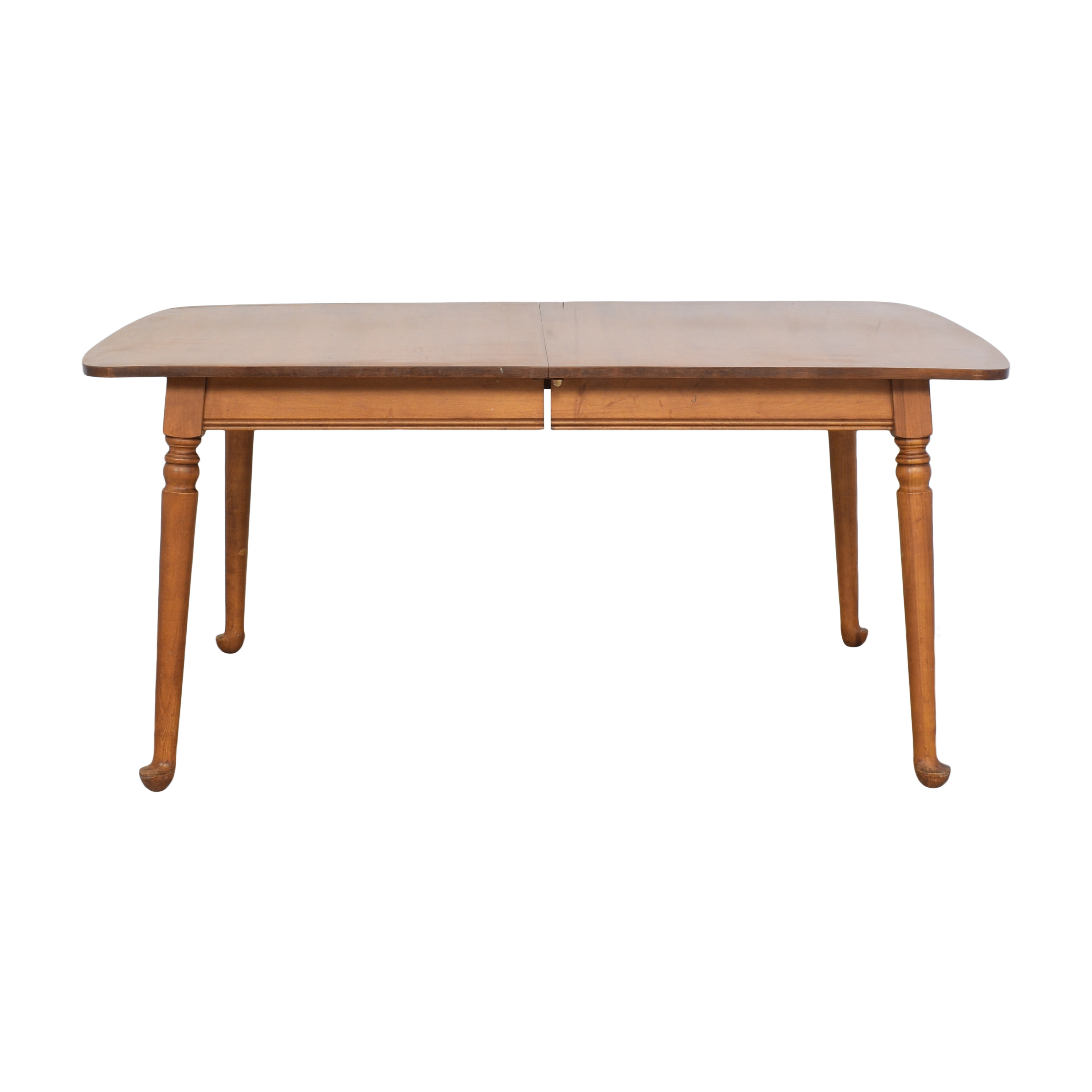 shop Tell City Expandable Dining Table Tell City Tables