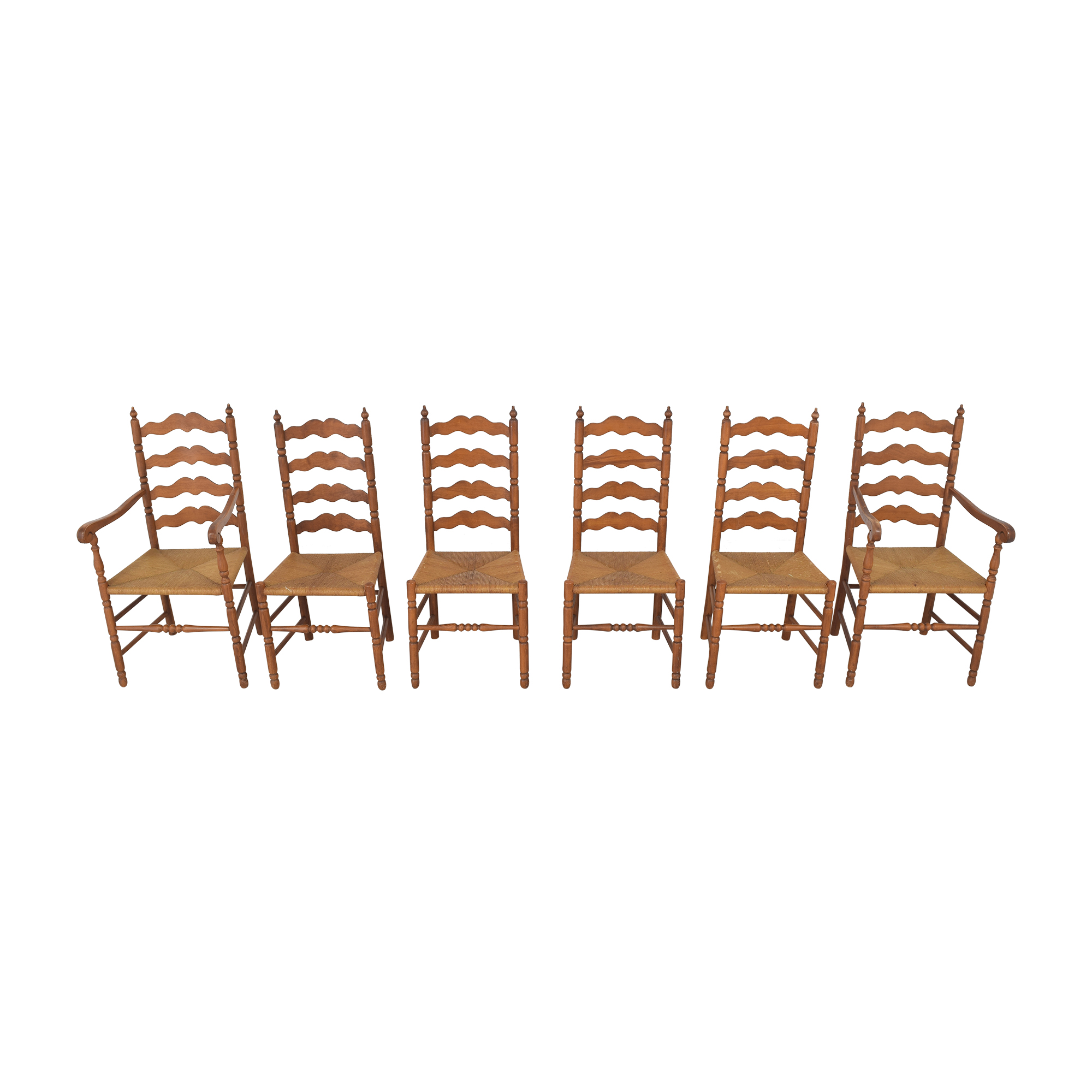 buy Tell City Ladder Back Dining Chairs Tell City