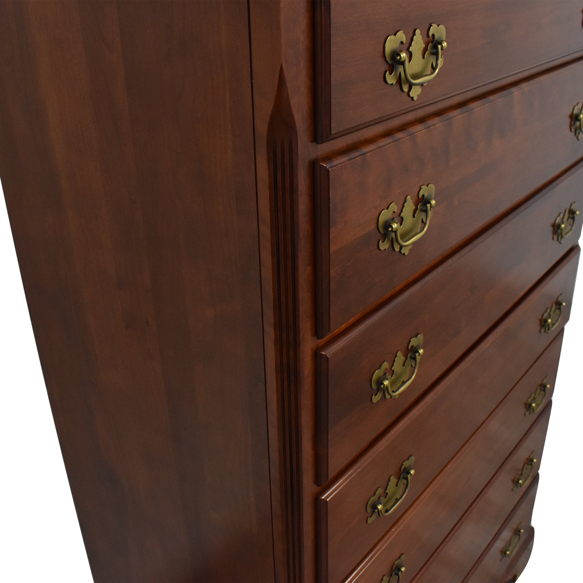 Macy's Chippendale Style Tall Chest dimensions