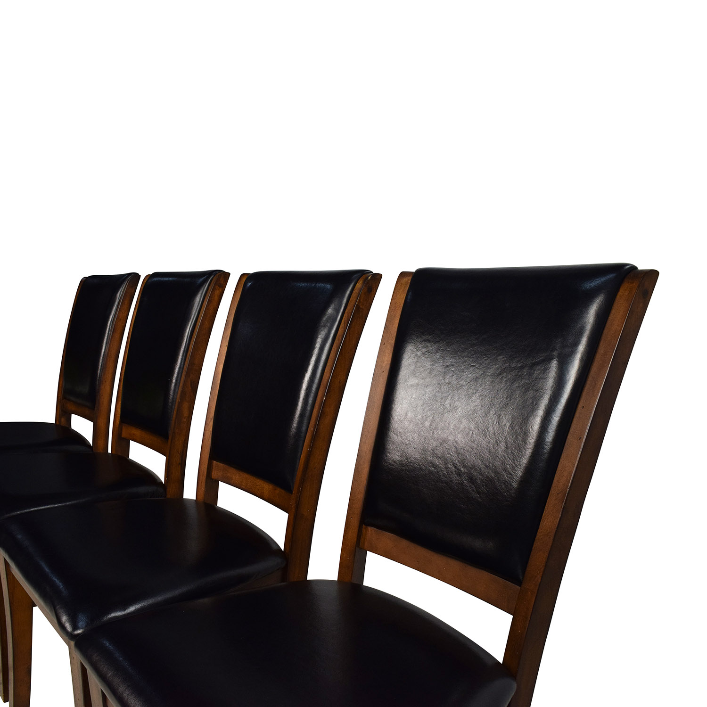 76 Off World Market World Market Leather And Wood World Market Leather Sofa