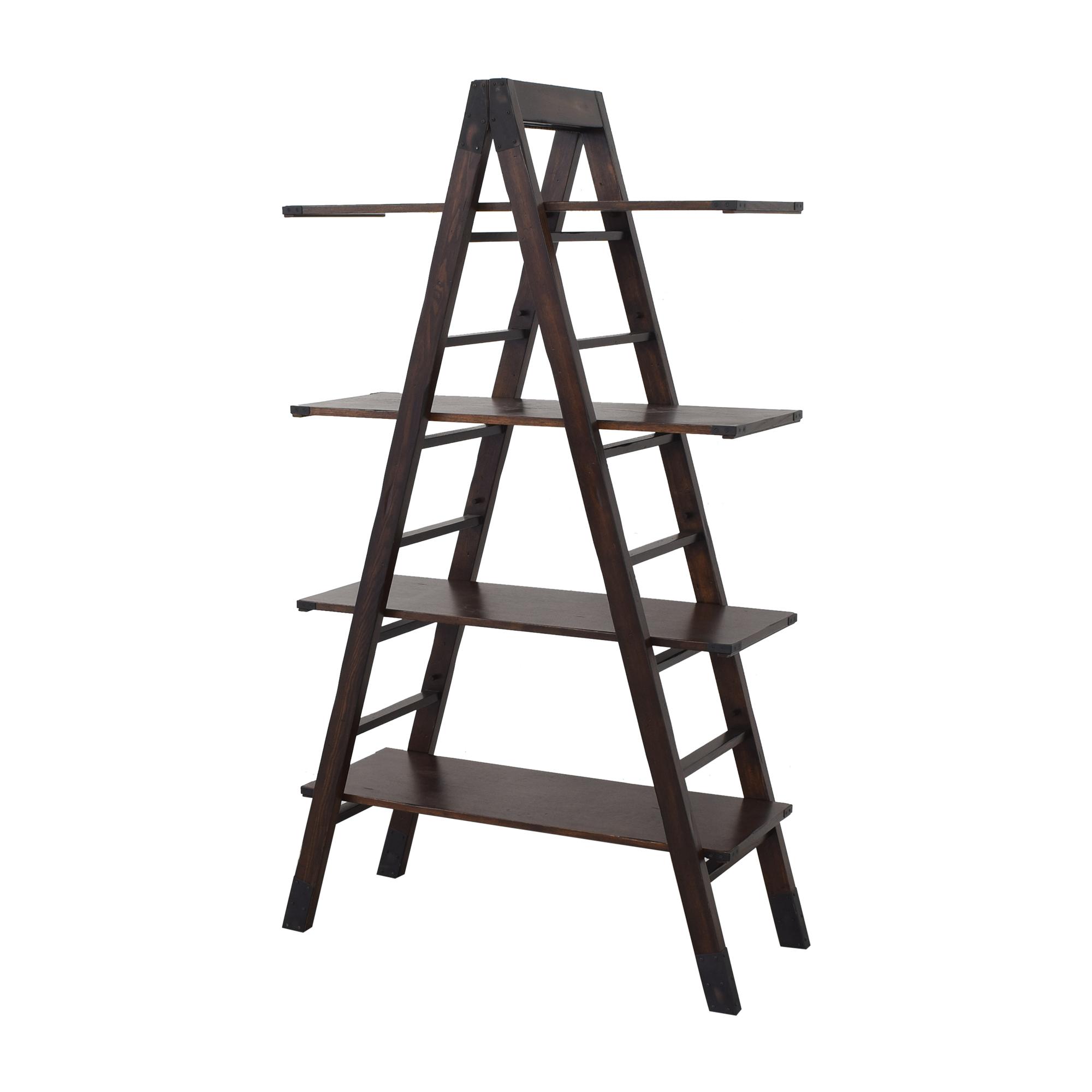 Z Gallerie Z Gallerie Ladder Shelf for sale