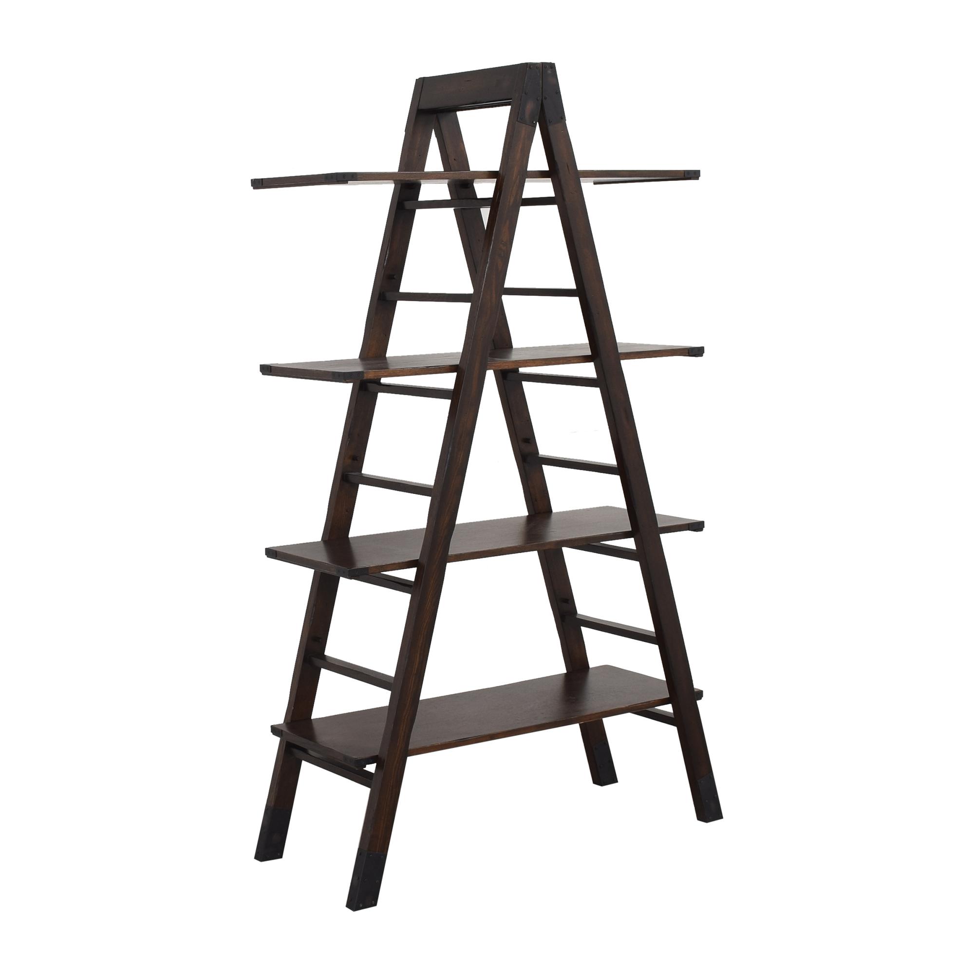 Z Gallerie Z Gallerie Ladder Shelf Storage