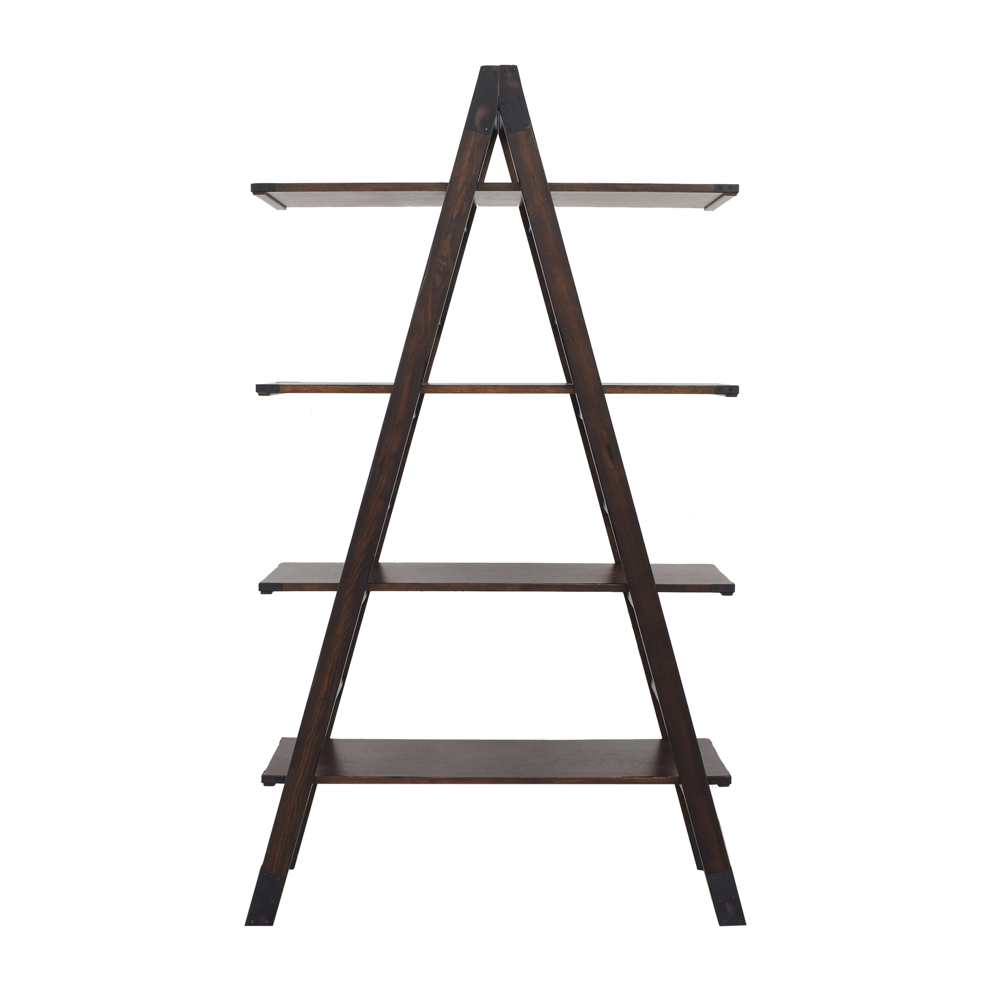 Z Gallerie Ladder Shelf / Storage