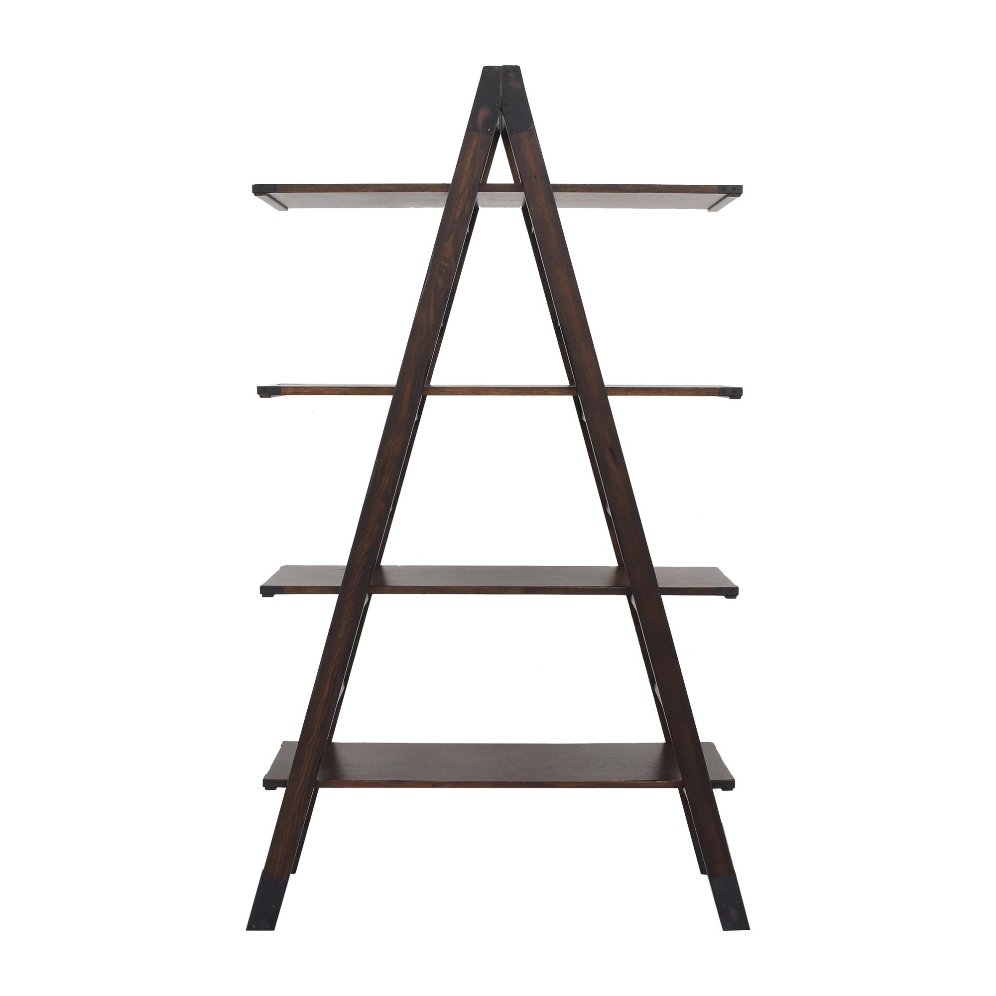 buy Z Gallerie Ladder Shelf Z Gallerie