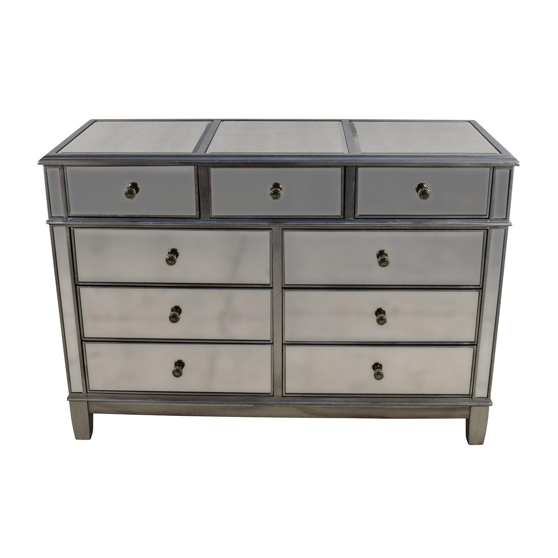 Peachy 50 Off Pier 1 Pier 1 Hayworth Collection Mirrored Silver Dresser Storage Interior Design Ideas Jittwwsoteloinfo