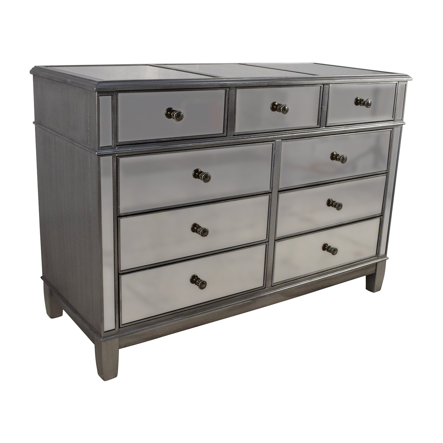... Storage; Pier 1 Pier 1 Hayworth Collection Mirrored Silver Dresser On  Sale ...