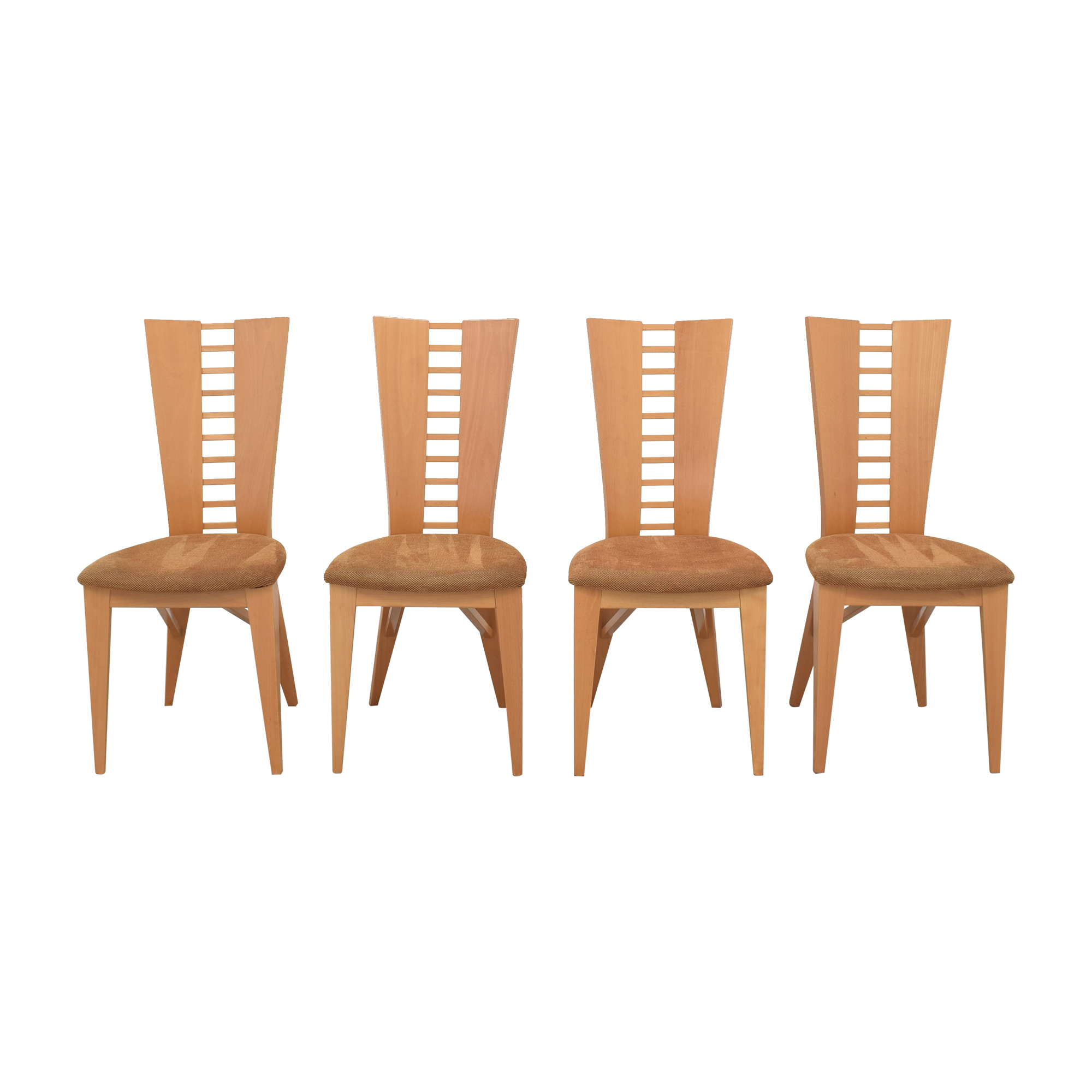 Excelsior Designs Excelsior Designs High Back Side Dining Chairs coupon