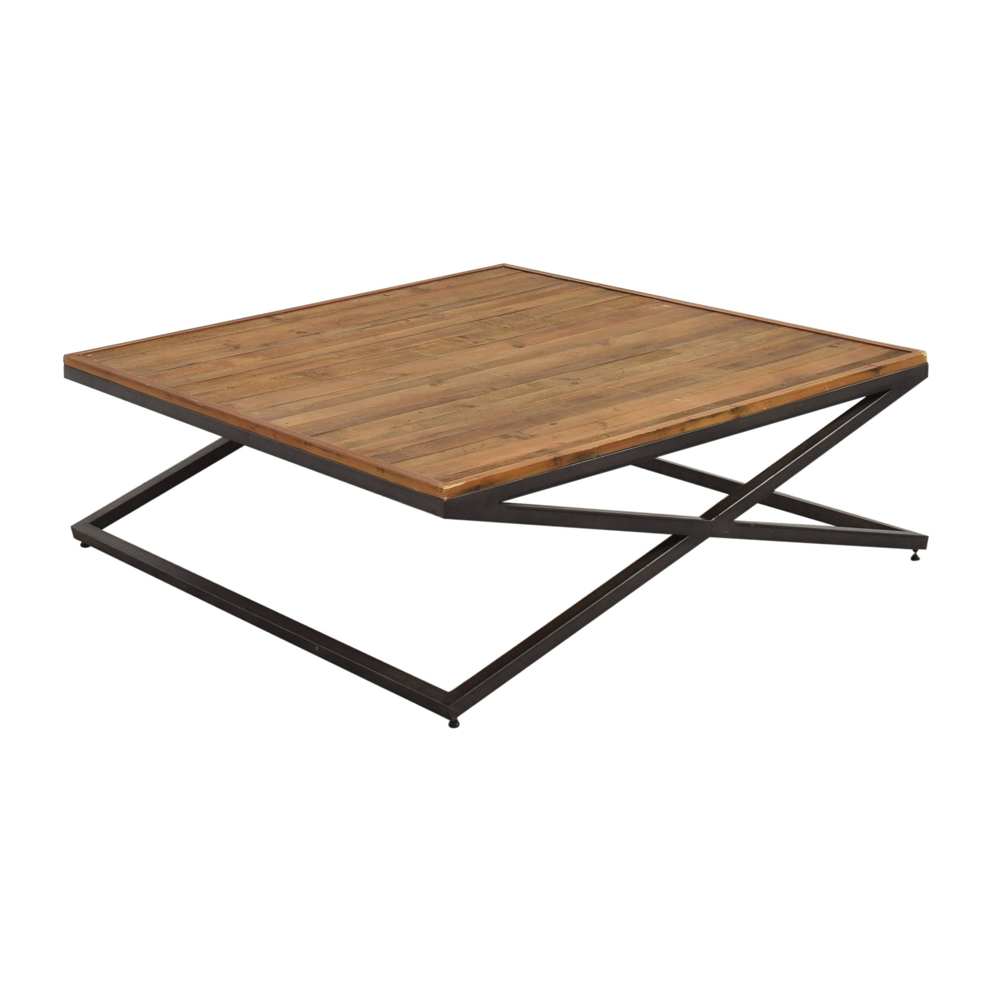 Four Hands Four Hands Jax Square Coffee Table discount