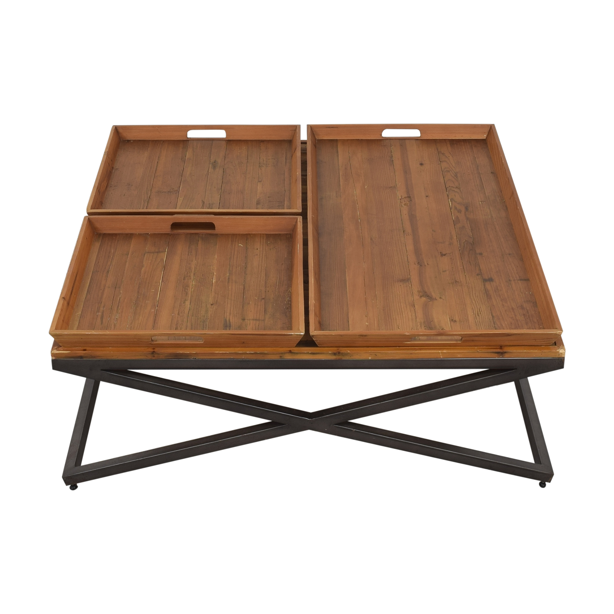 Four Hands Four Hands Jax Square Coffee Table price