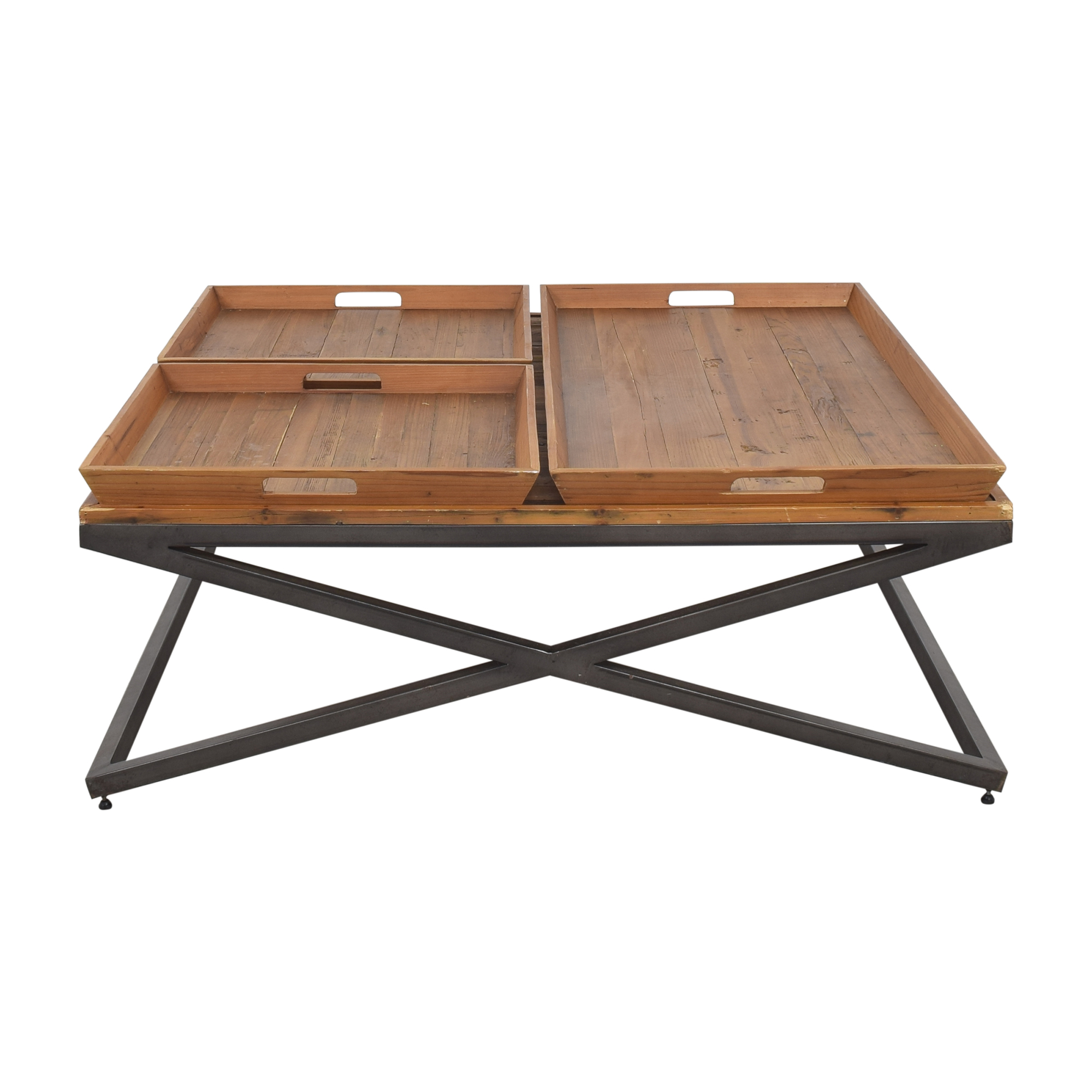 buy Four Hands Four Hands Jax Square Coffee Table online