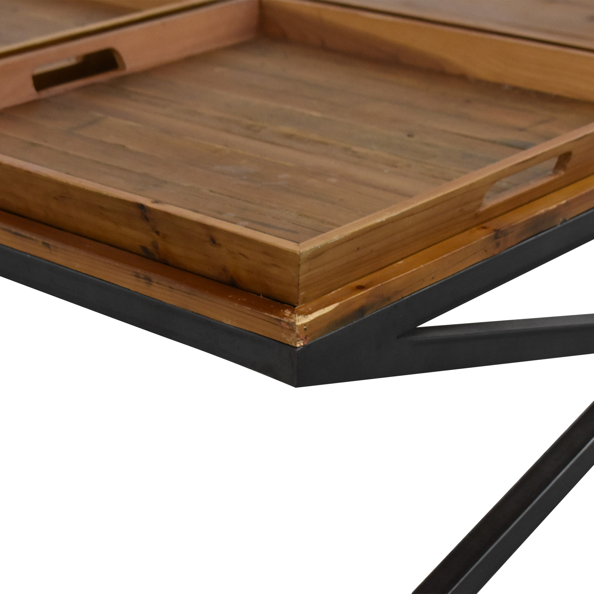 Four Hands Four Hands Jax Square Coffee Table for sale