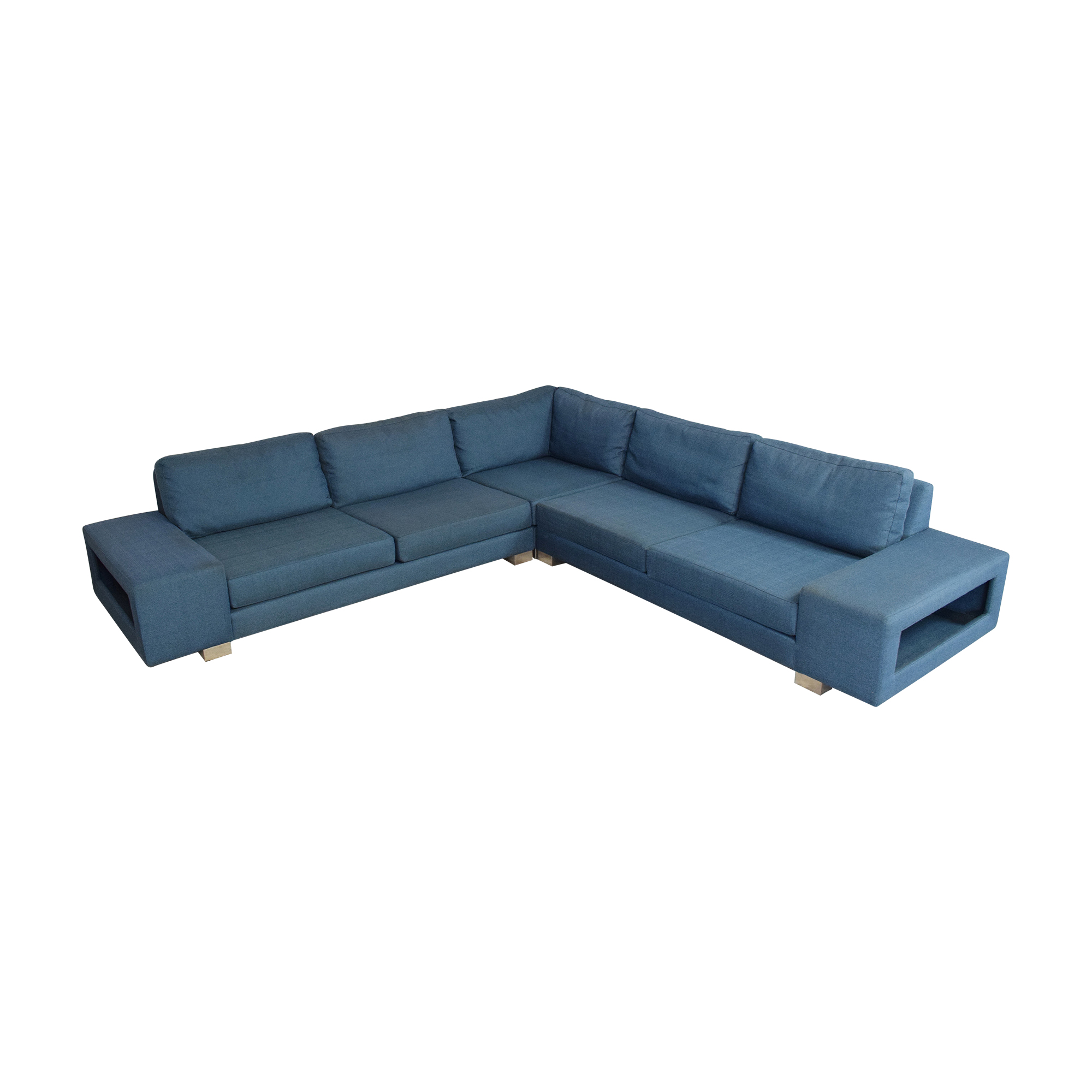 Viesso Viesso Strata Storage Sectional Sofa nyc
