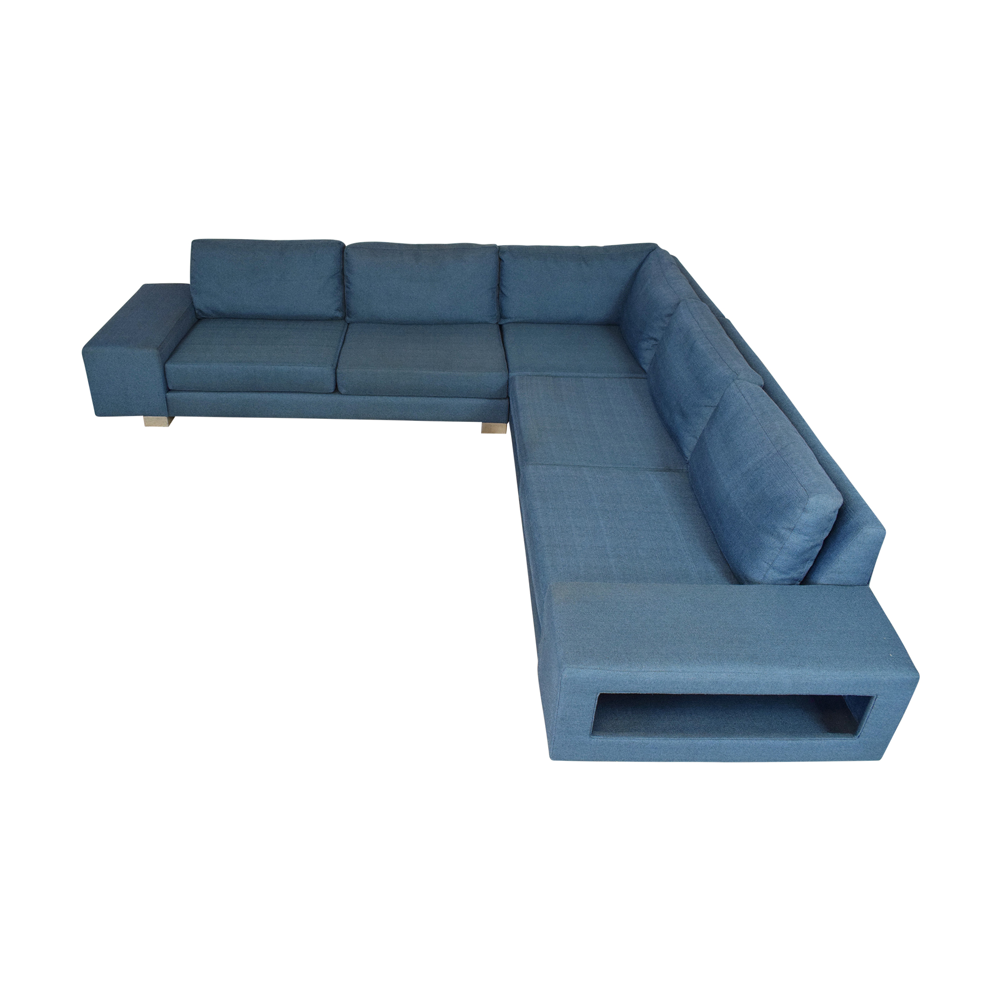 Viesso Strata Storage Sectional Sofa sale
