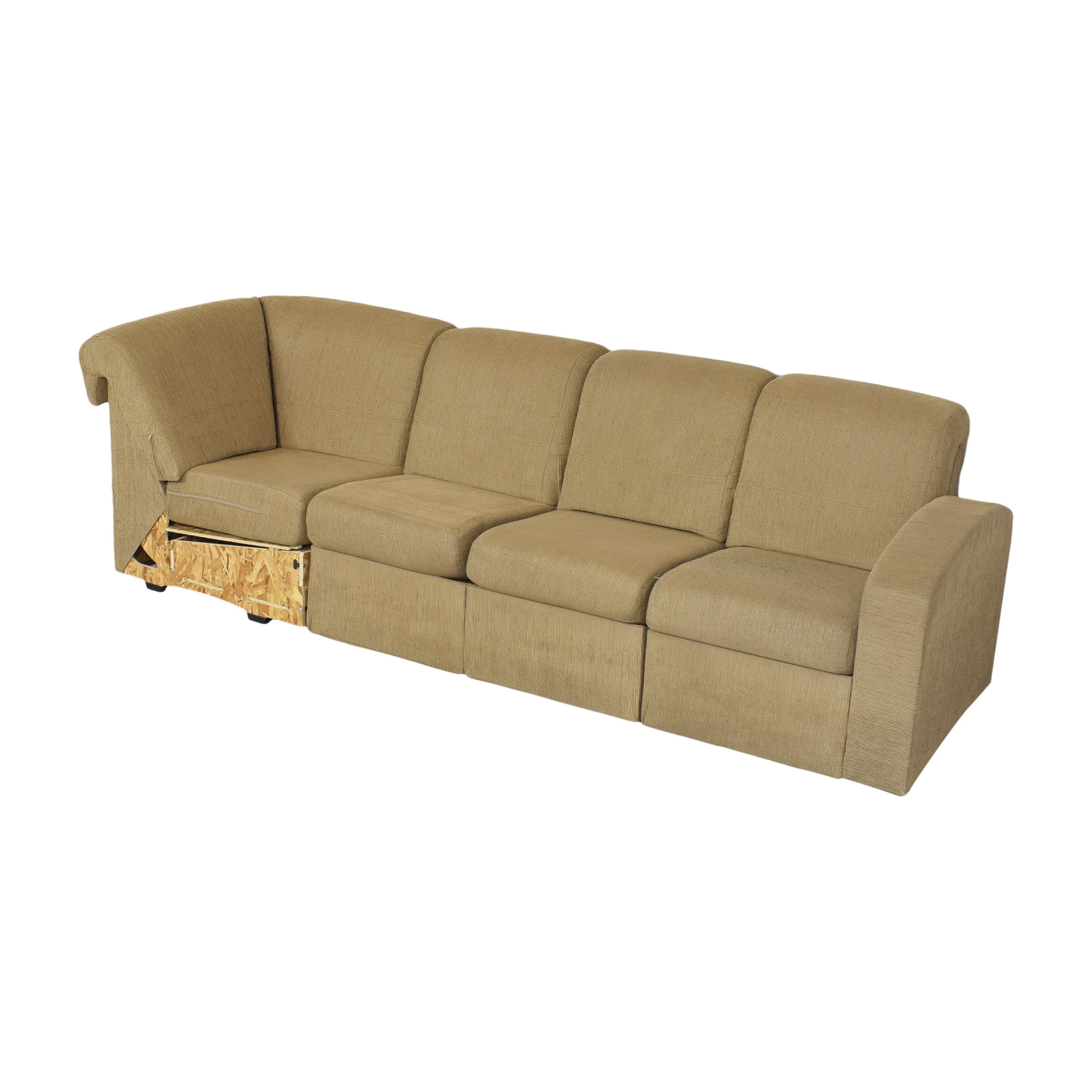 buy Home Reserve Home Reserve Brooks Sectional Couch online