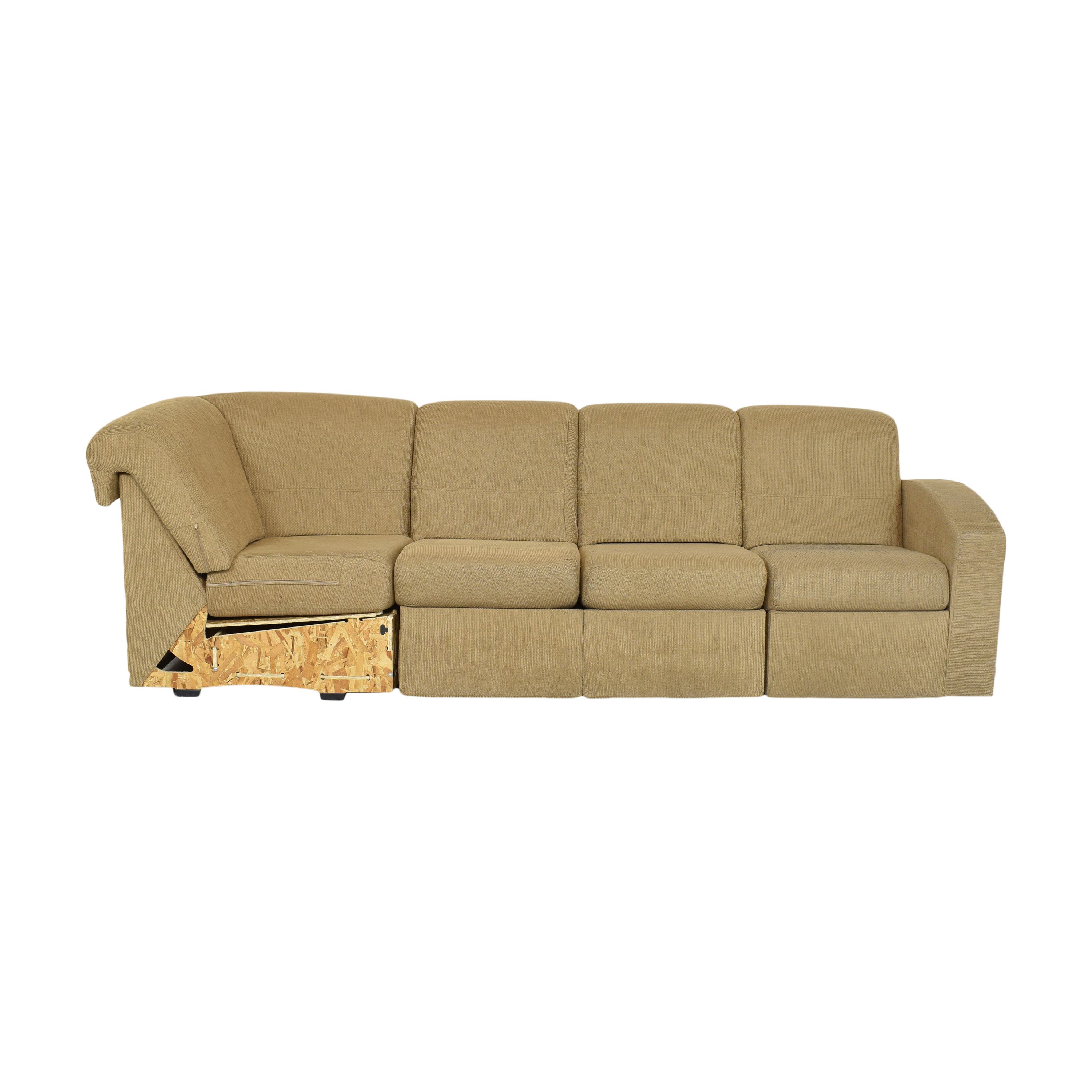 Home Reserve Home Reserve Brooks Sectional Couch Sofas