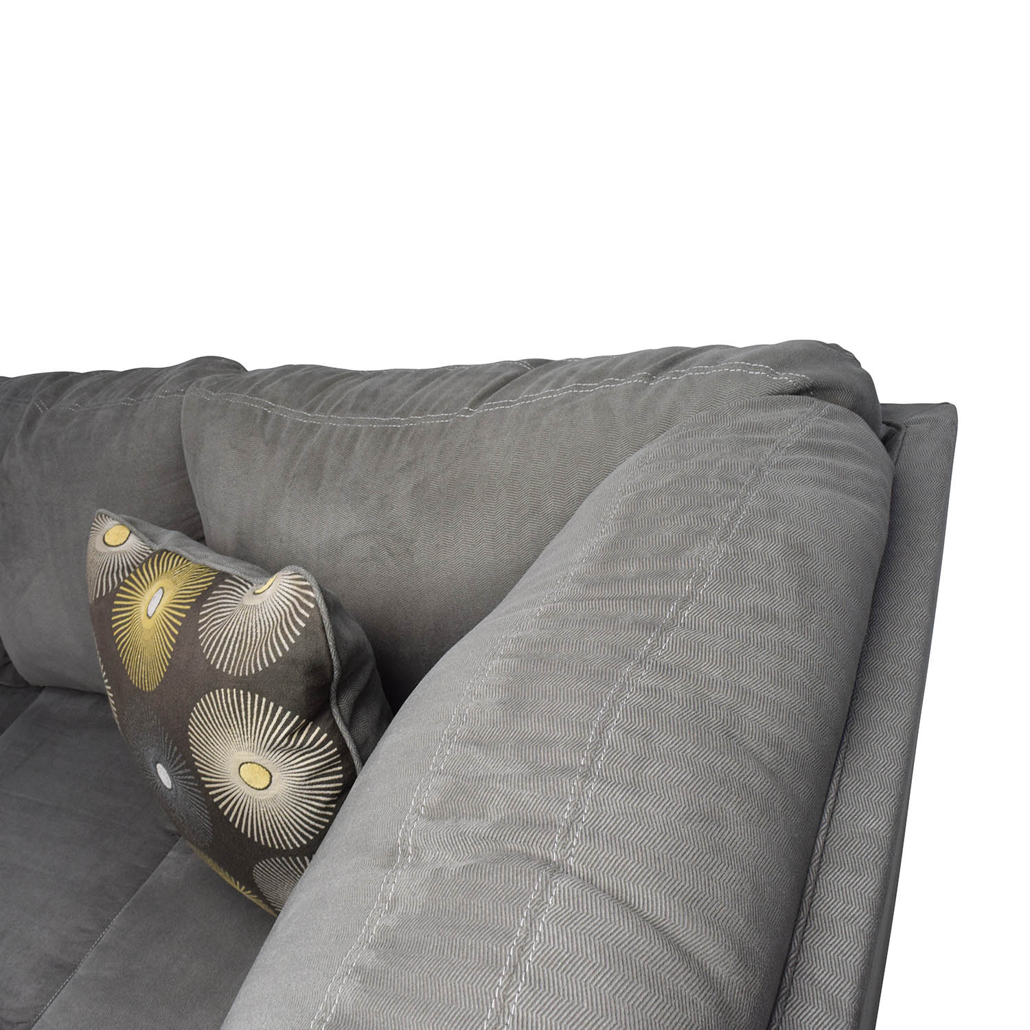 Peachy 30 Off Ashley Furniture Ashley Furniture Waverly Gray Sectional Sofa Sofas Alphanode Cool Chair Designs And Ideas Alphanodeonline