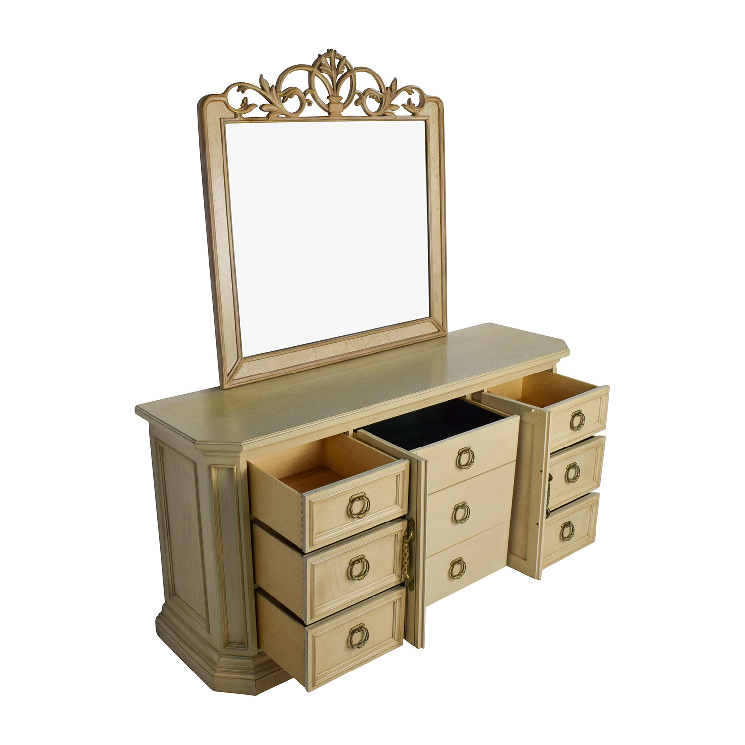 90 off custom built dresser and mirror storage for Furniture 90 off